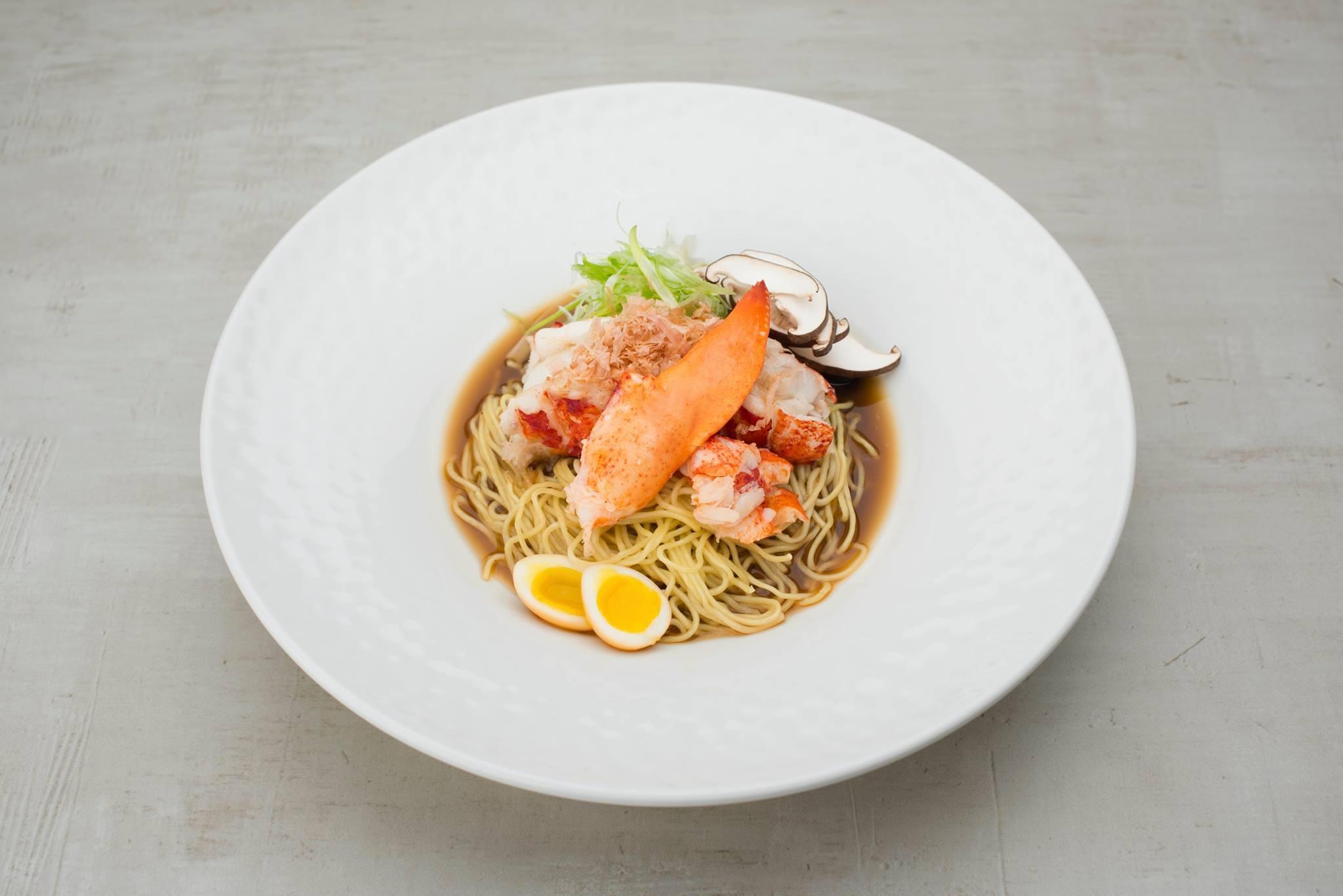 Recipe: Lobster Ramen from Roy's Restaurant