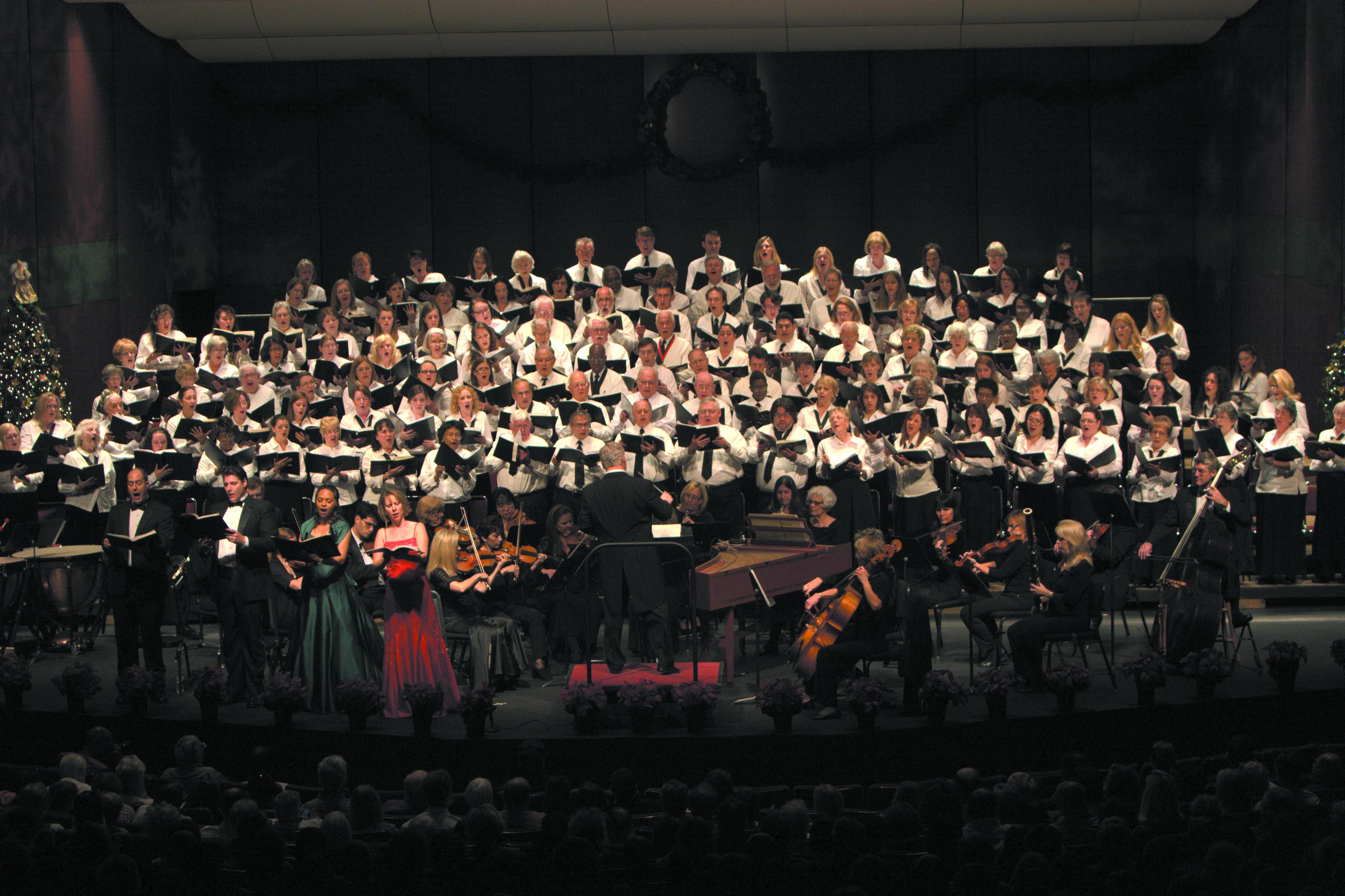 "Messiah Choral Society To Take On ""Handel's Messiah"" [VIDEO]"