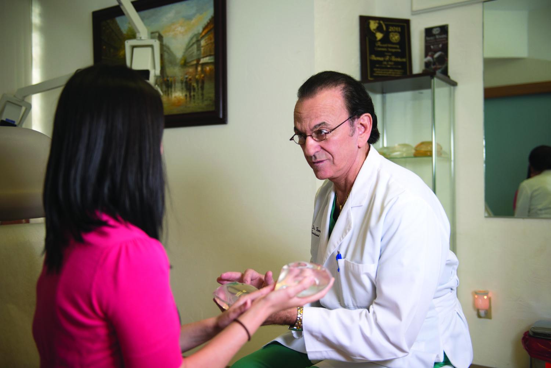 Dr. Trevisani Embracing Beauty