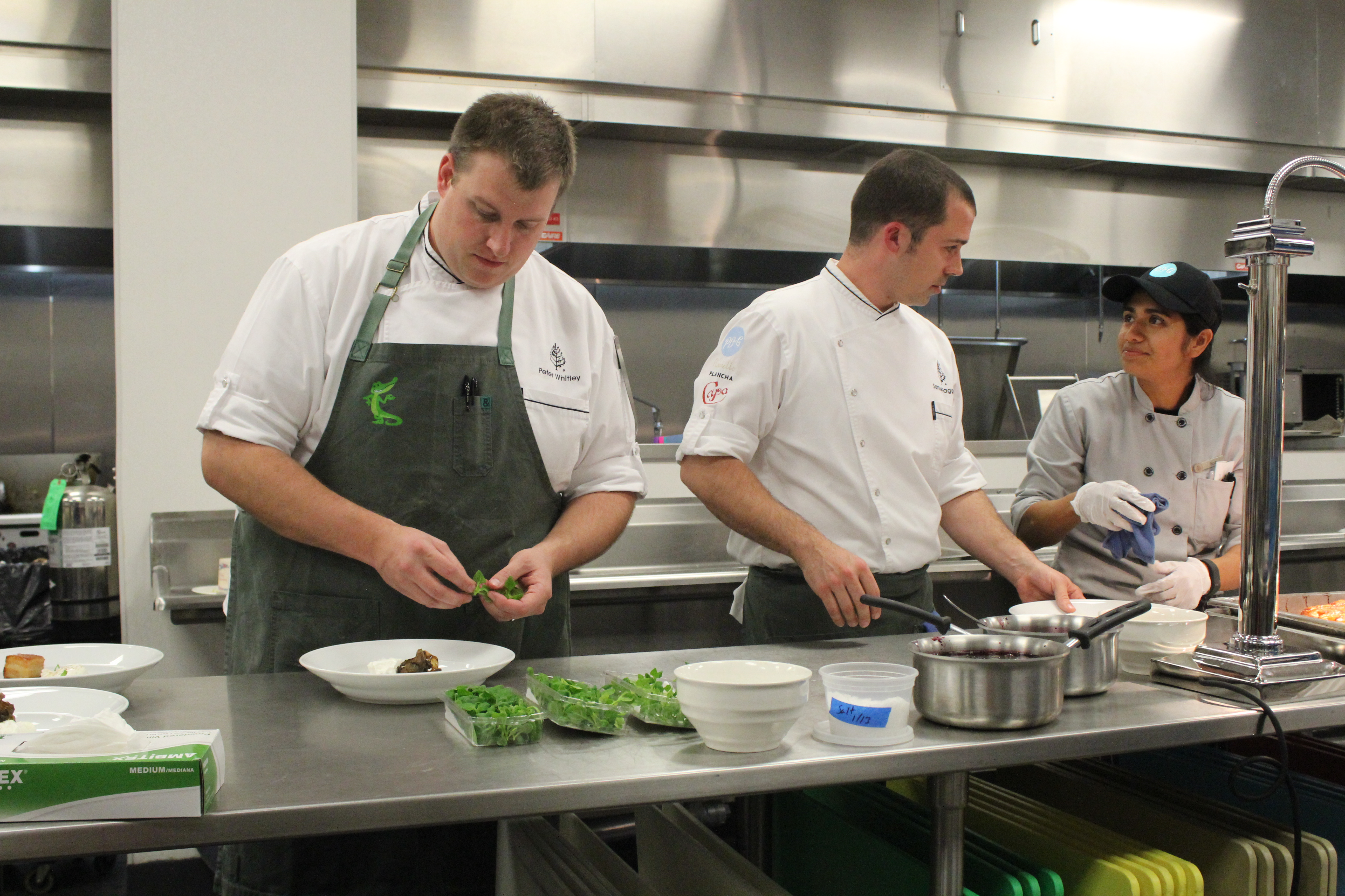 Second Harvest's Chef's Night with Four Seasons