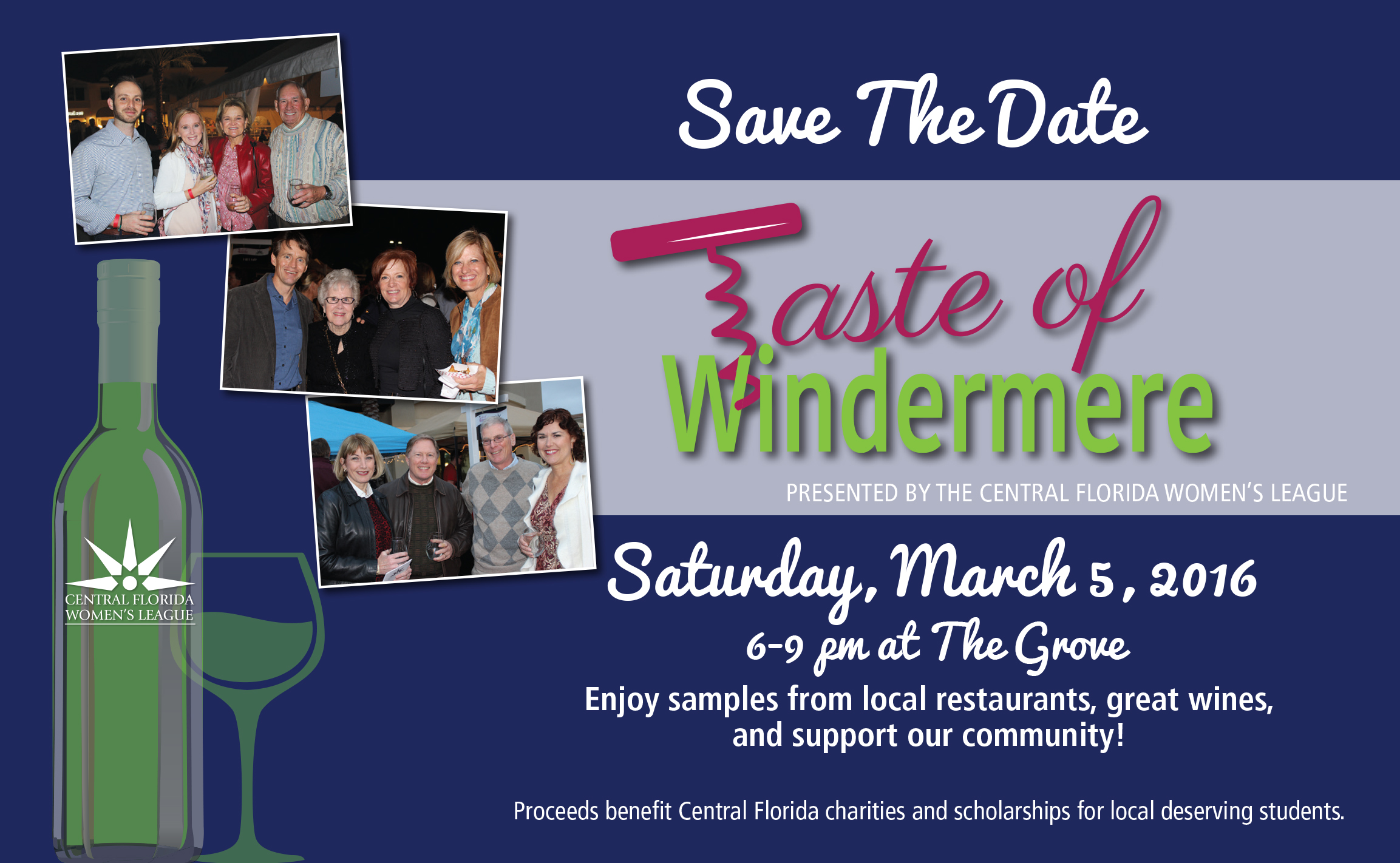 Taste Of Windermere At The Grove