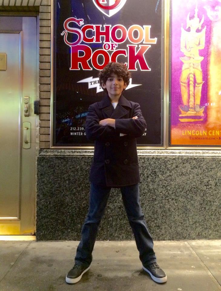 Former Orlando Resident Makes Broadway Debut