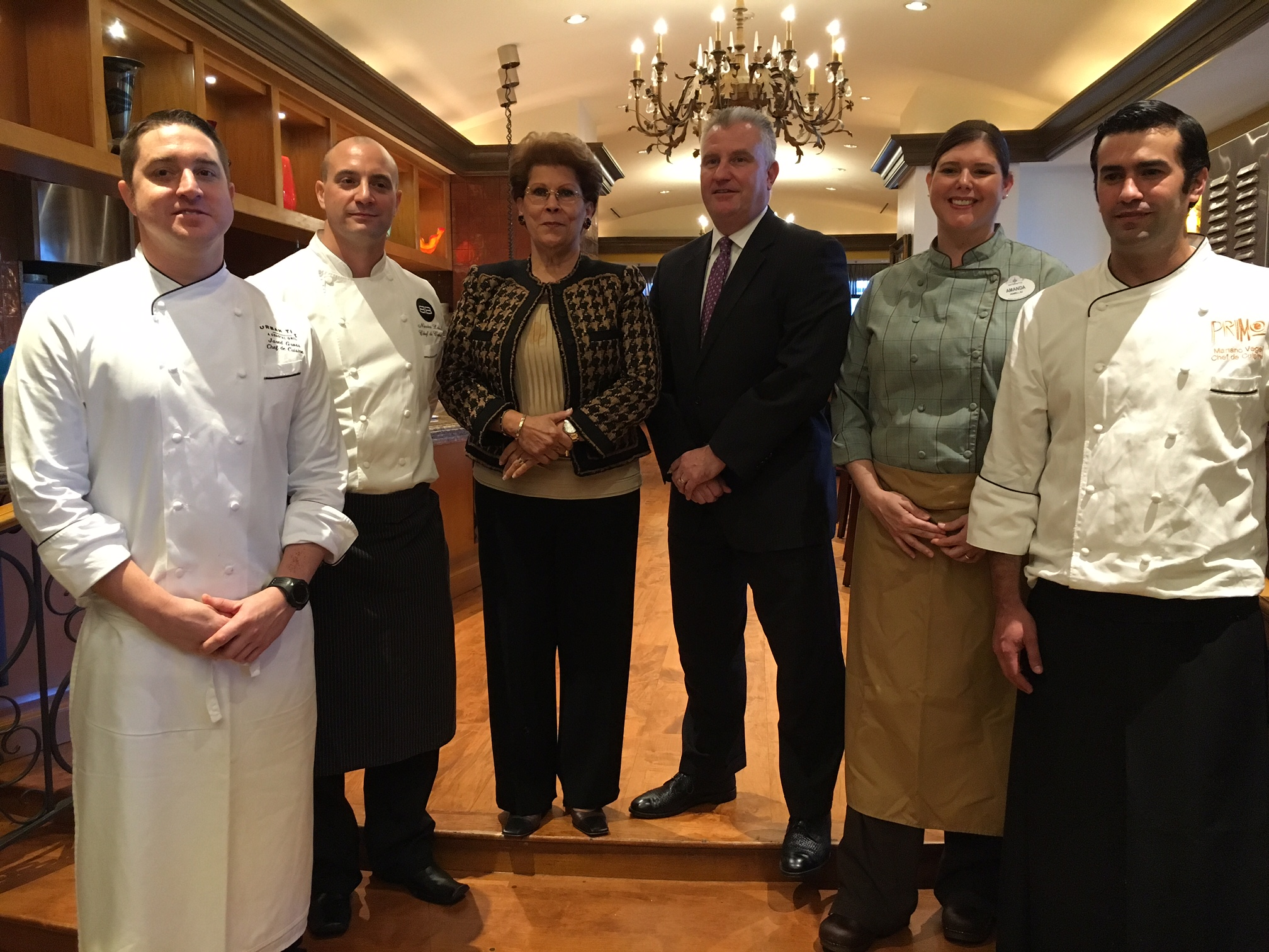 [PHOTO] 2016 Chef's Gala Preview