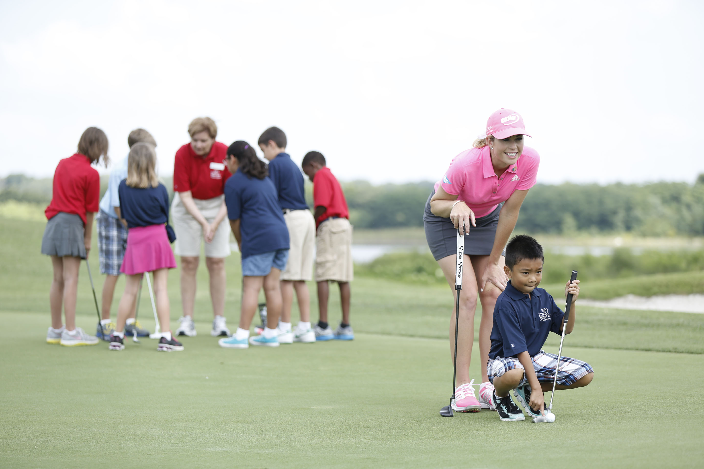 Empowering Youth Through Golf