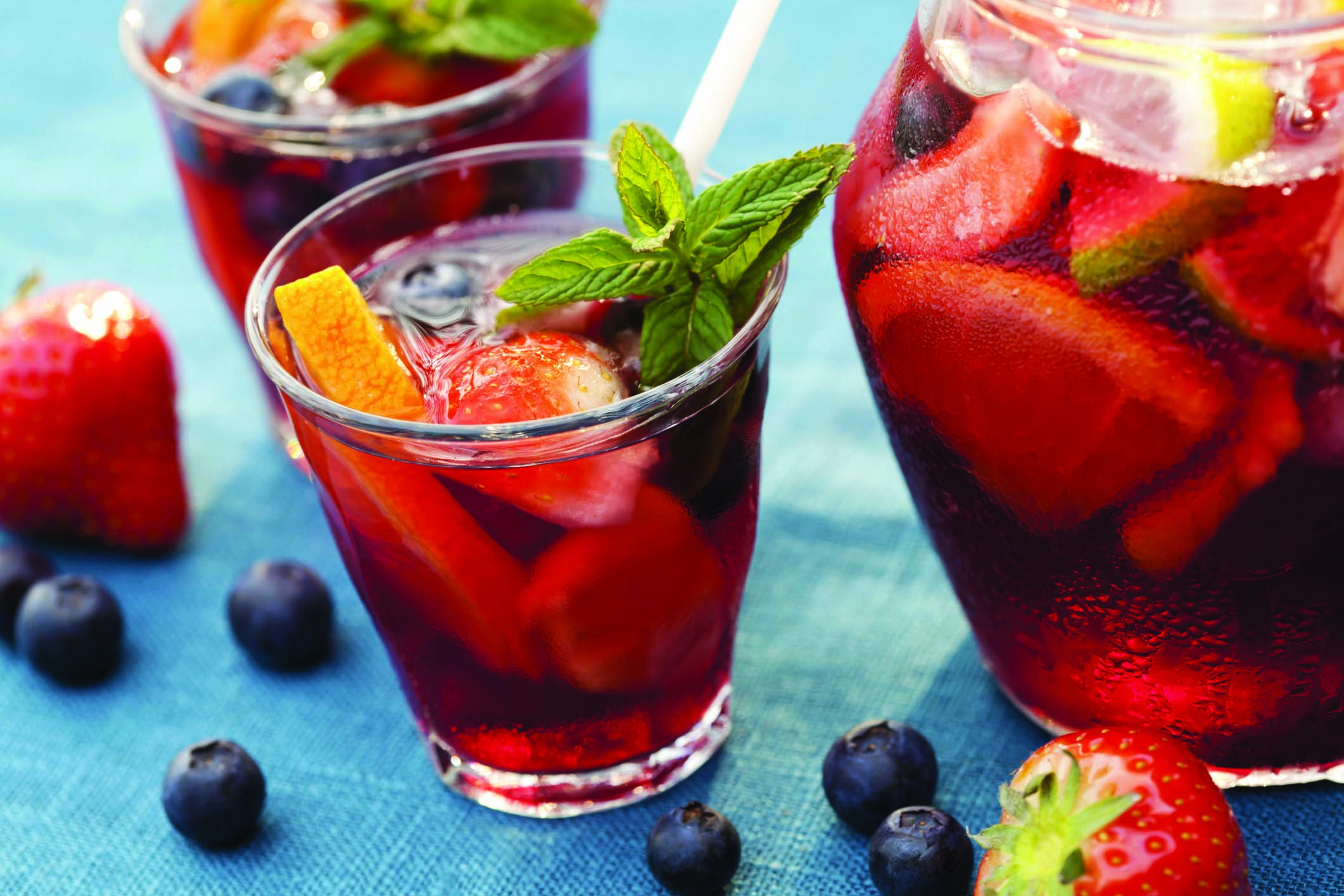 How To Make A Red Wine Sangria [VIDEO]