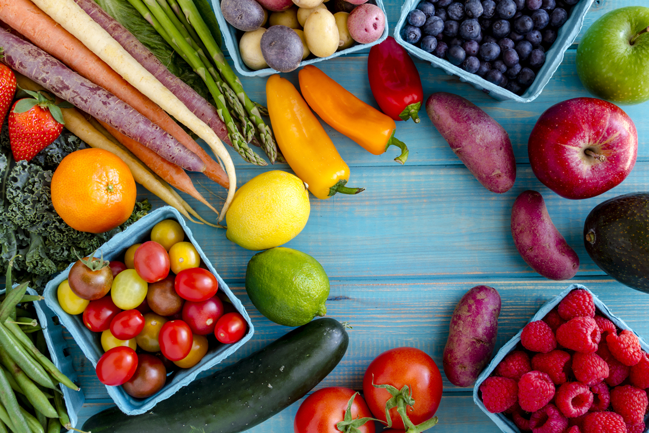 Vitamins from Food: Nature's Fountain of Youth
