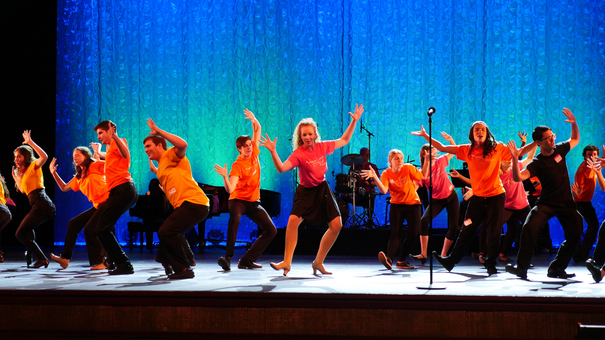 Applause Awards Celebrate High School Musical Theater