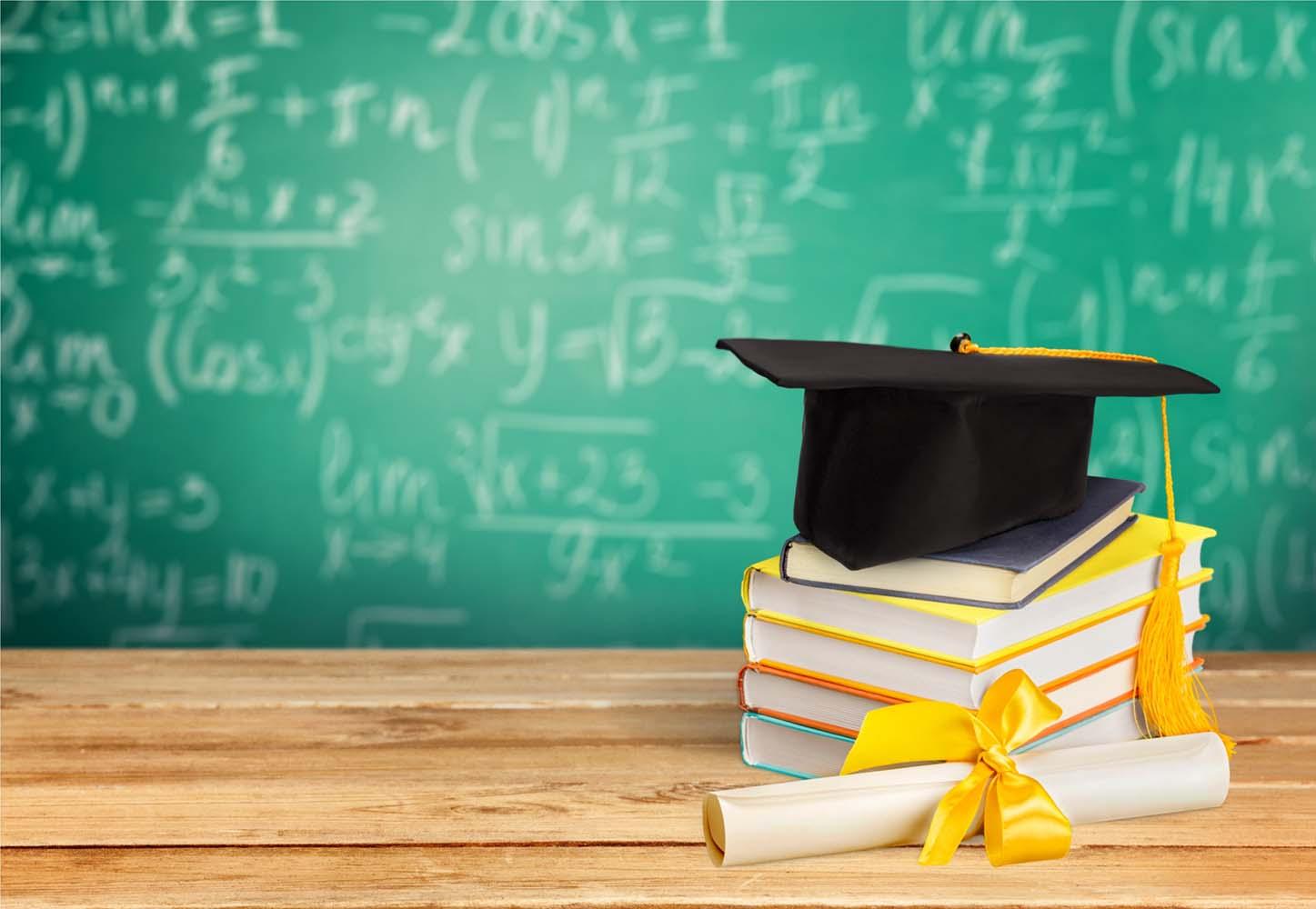 Seniors Graduate with Free College Education