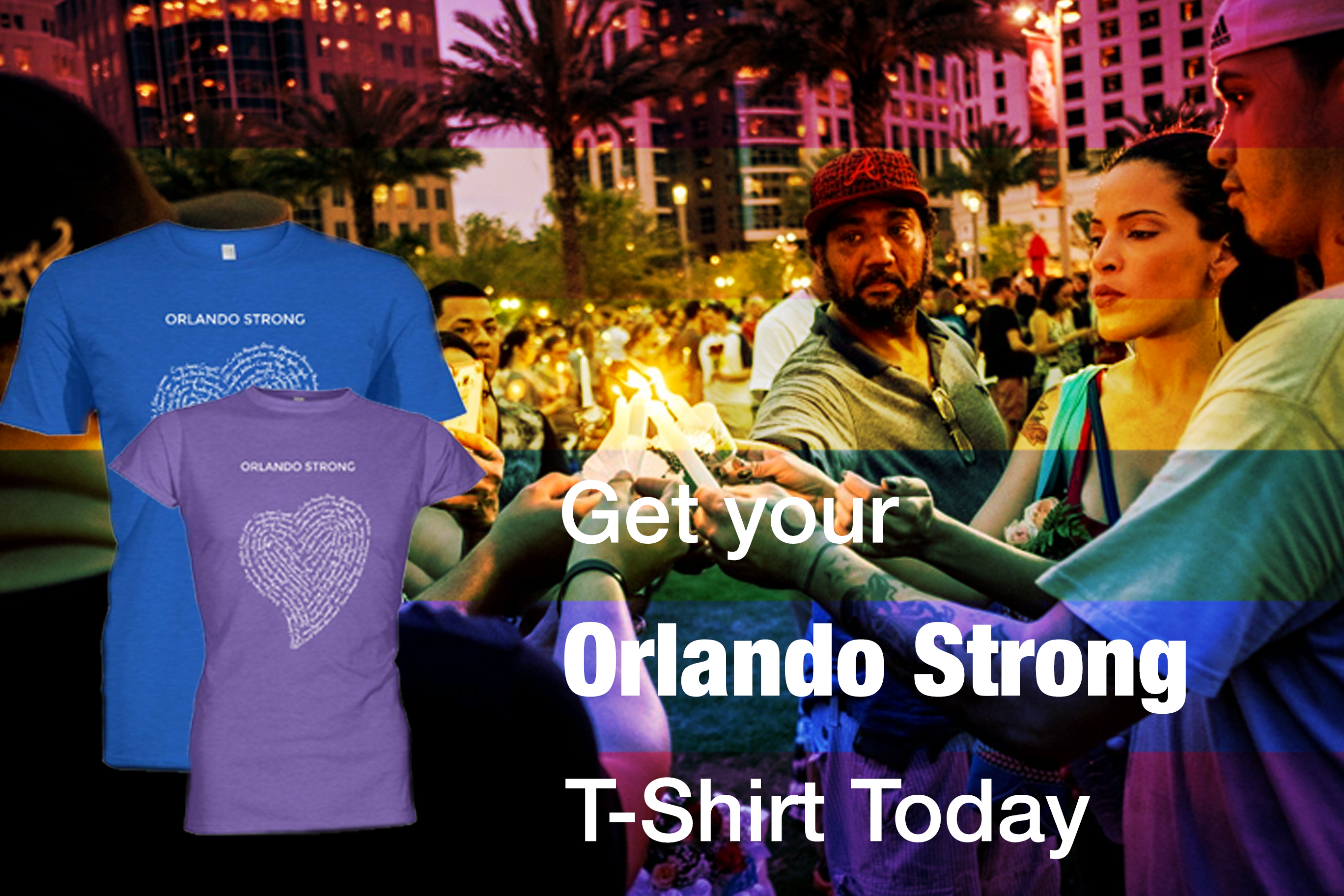 Support One Orlando Fund With VS Media Group