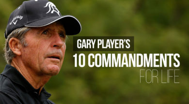 gary player 10 commandments
