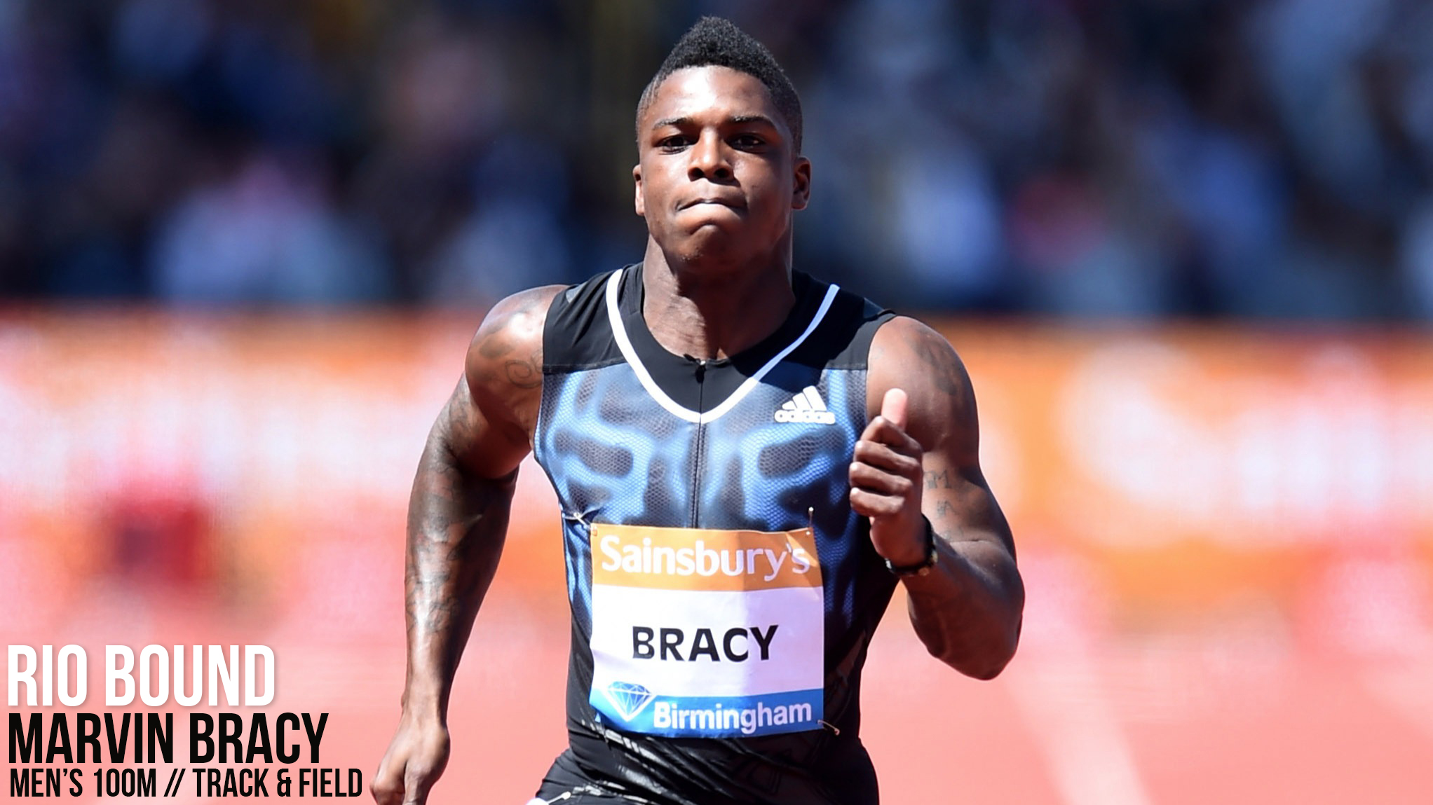 Orlando Native Sprinting to the Olympic Games