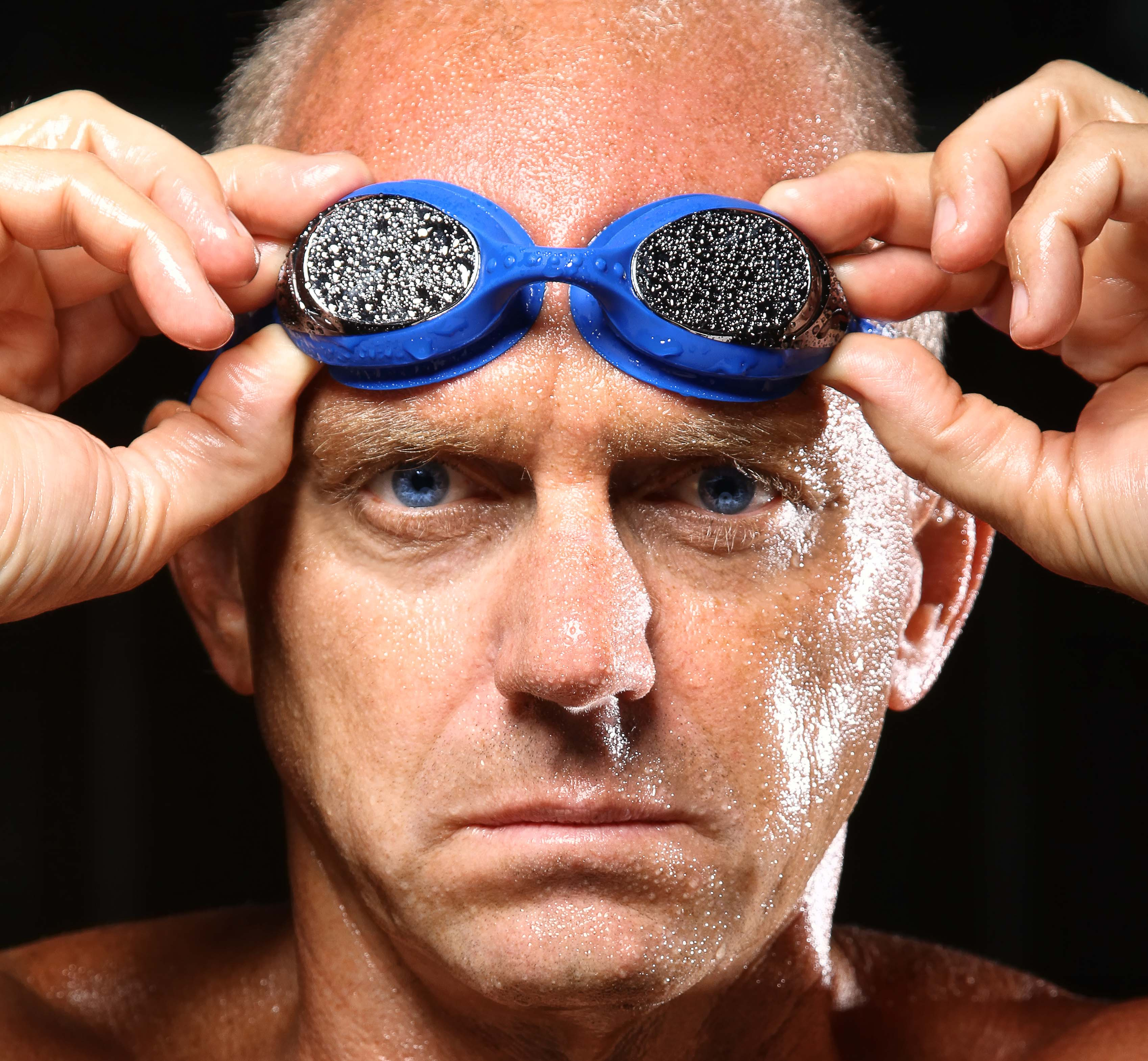 Rowdy Gaines Just Keep Swimming