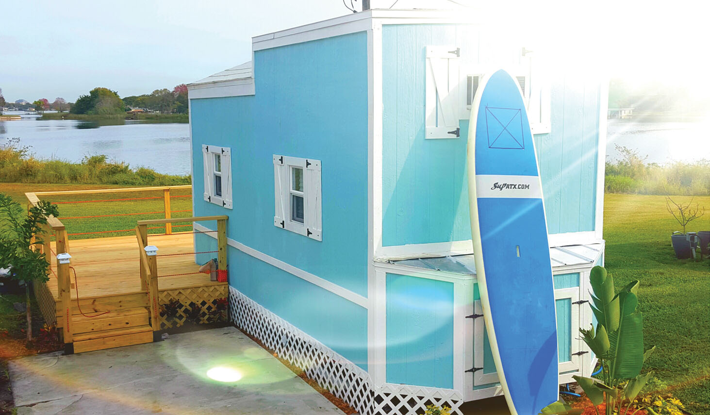Tiny Houses Find a Home in Central Florida