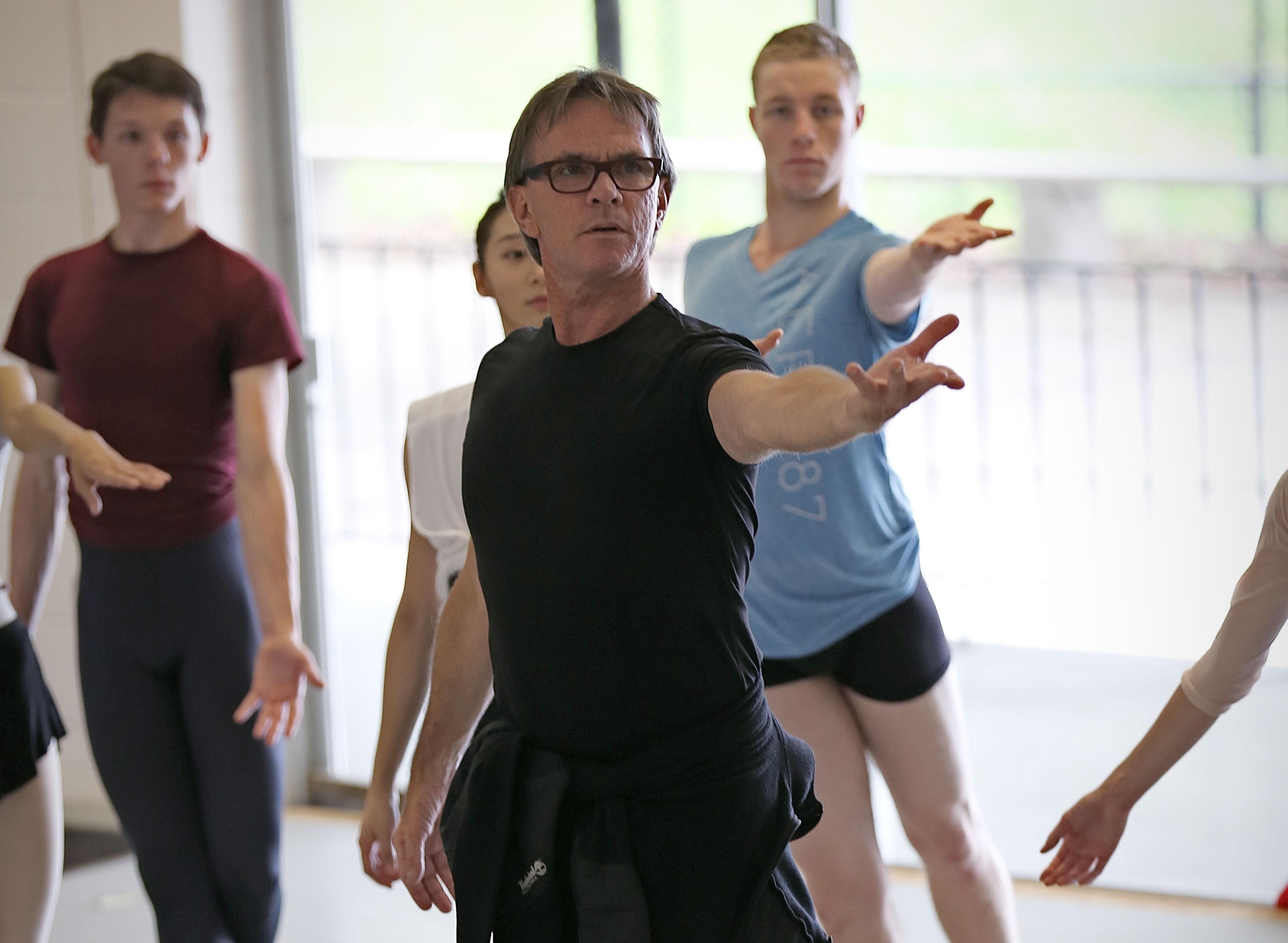 Robert Hill: Building a Modern Ballet