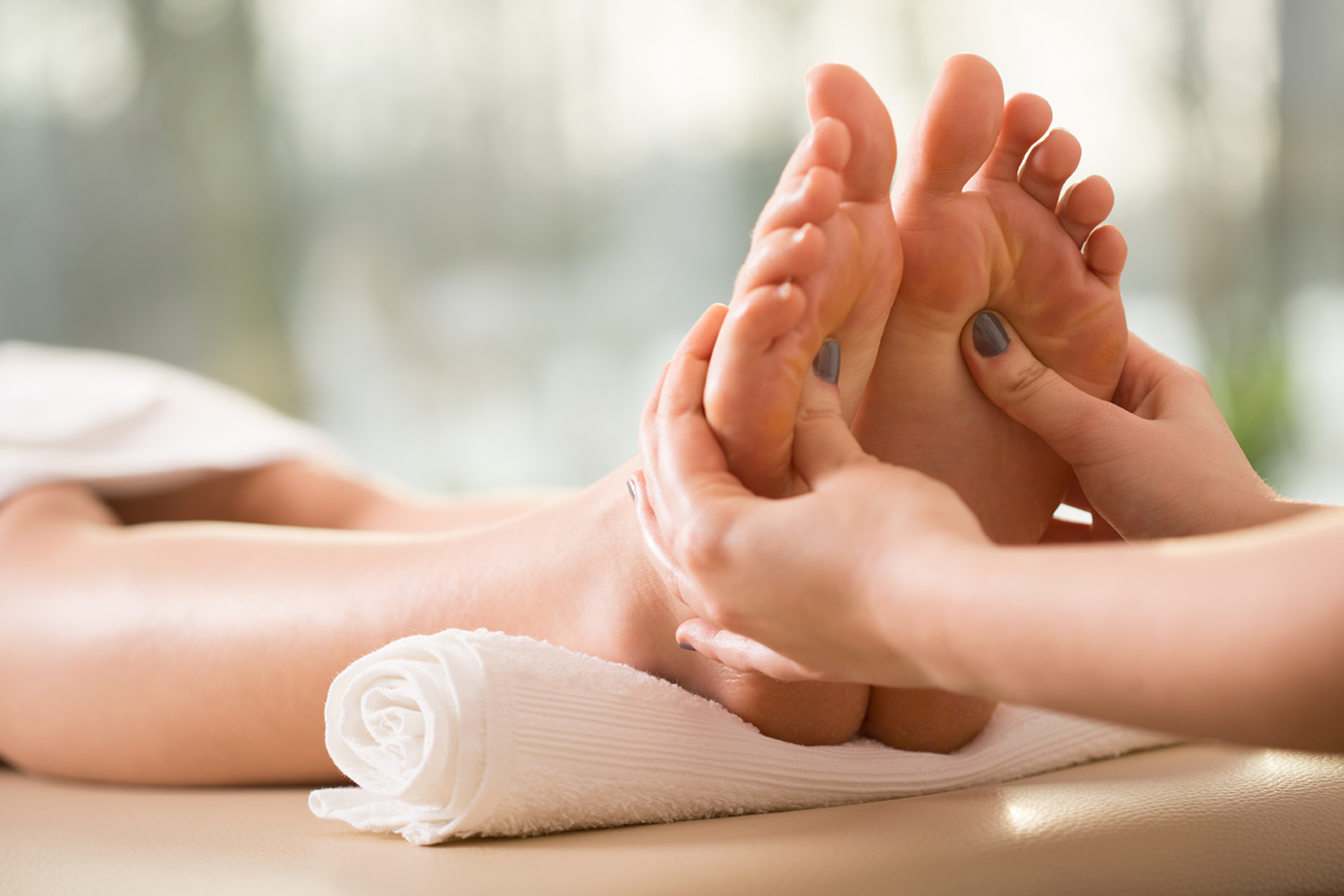 The Road to Reflexology
