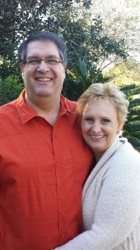 Doug and Christy Freemyer provide love and new beginnings as foster parents.