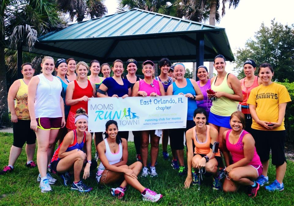 Area moms (and non-moms alike) get together to get in shape and to socialize.