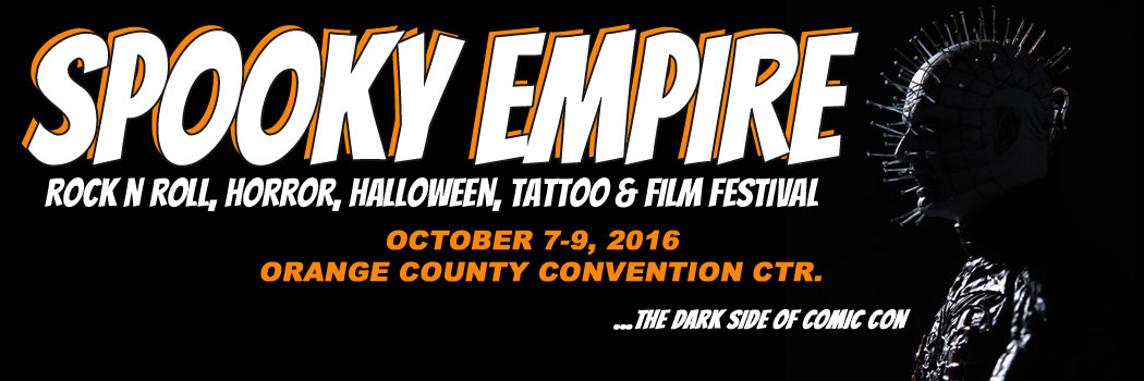 Spooky Empire Taking Over Orlando