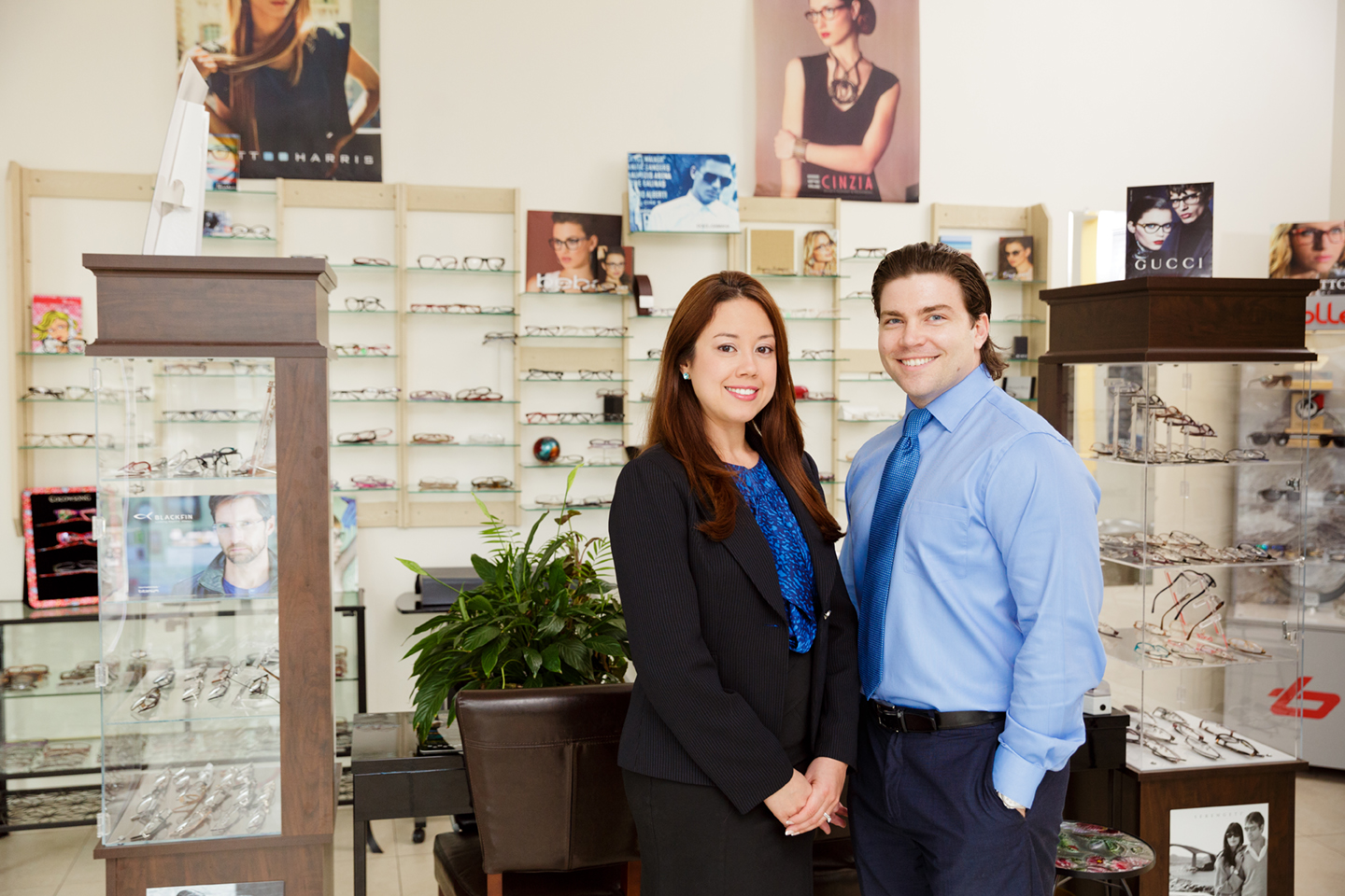 Patients are Family at Uptown Eyecare