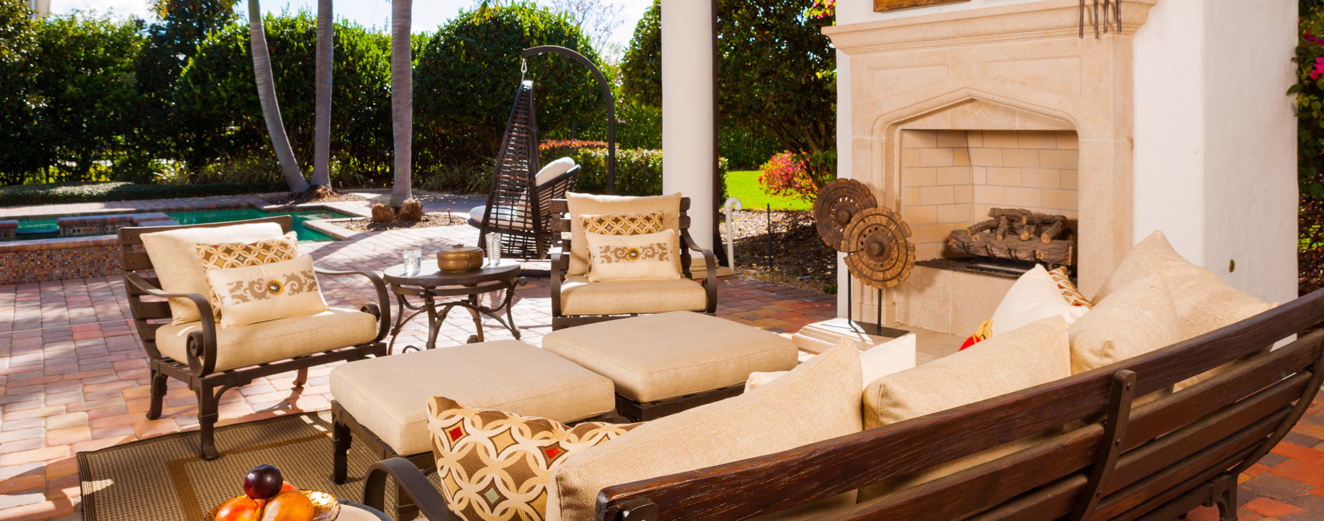 Living & Loving Your Outdoor Oasis