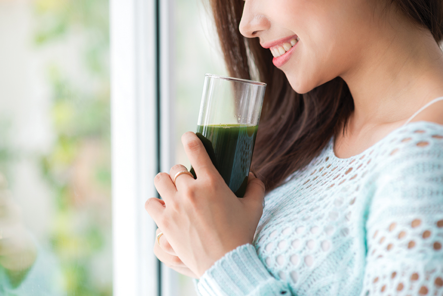 Detox Before Your Big Day
