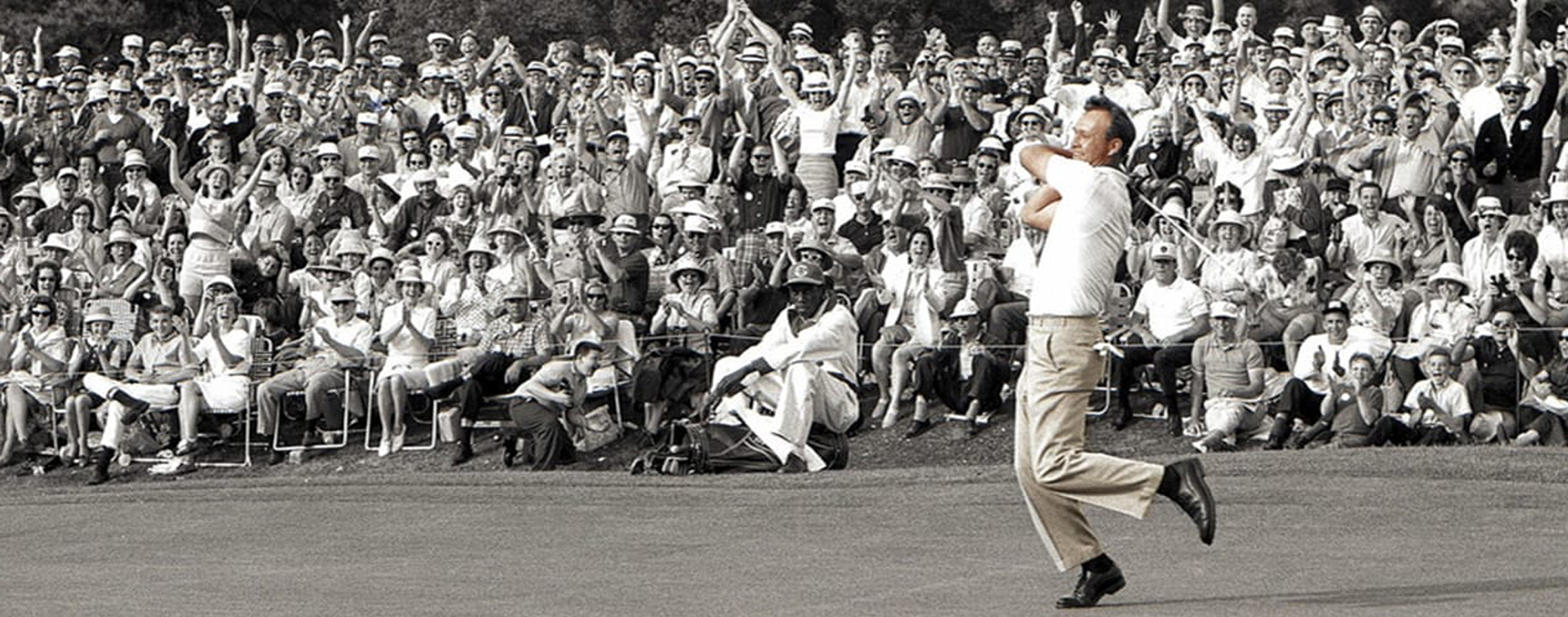 Arnold Palmer Augusta National And The Golfing Gods