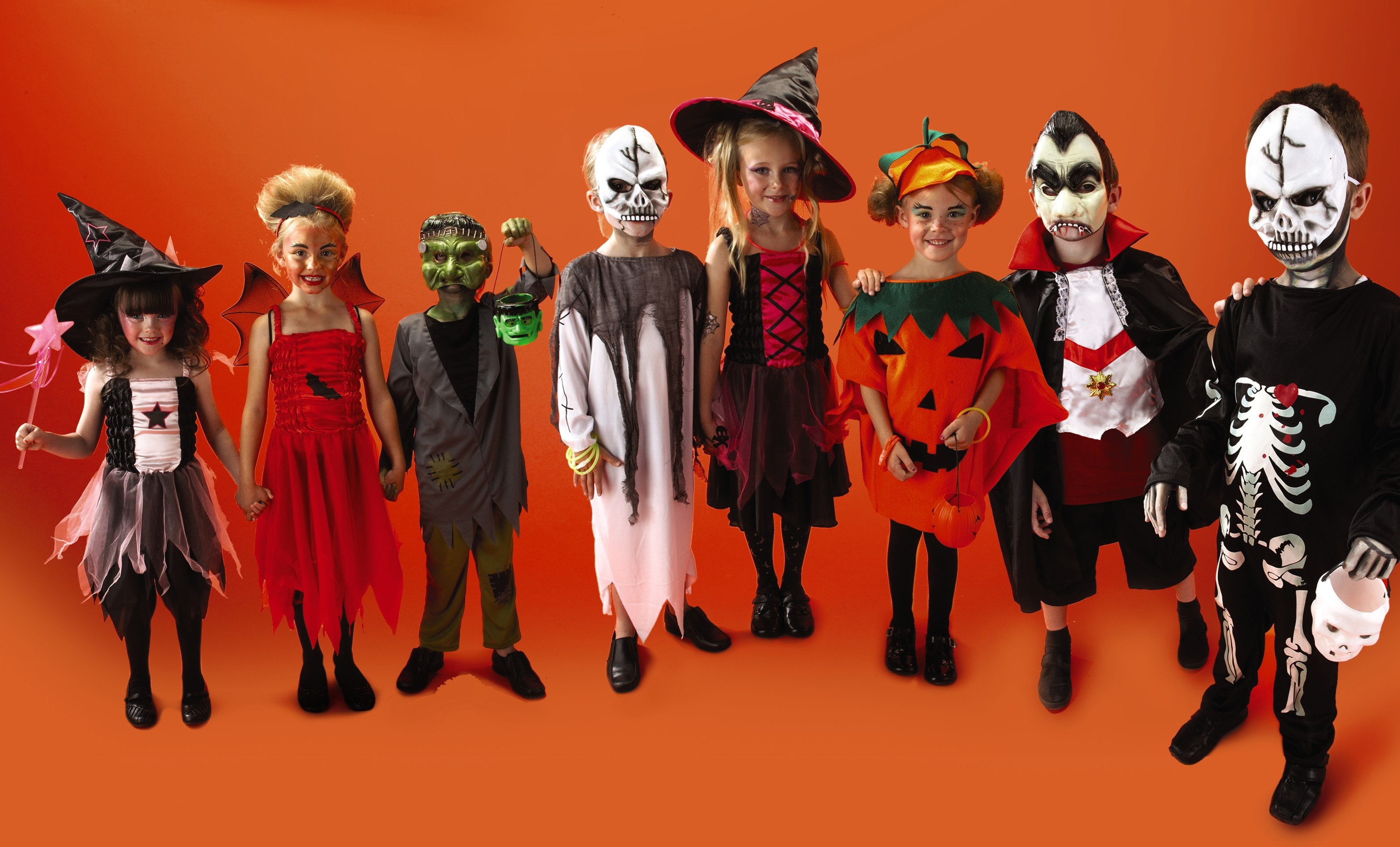 Last Minute Costume Ideas for Children, Adults and Families