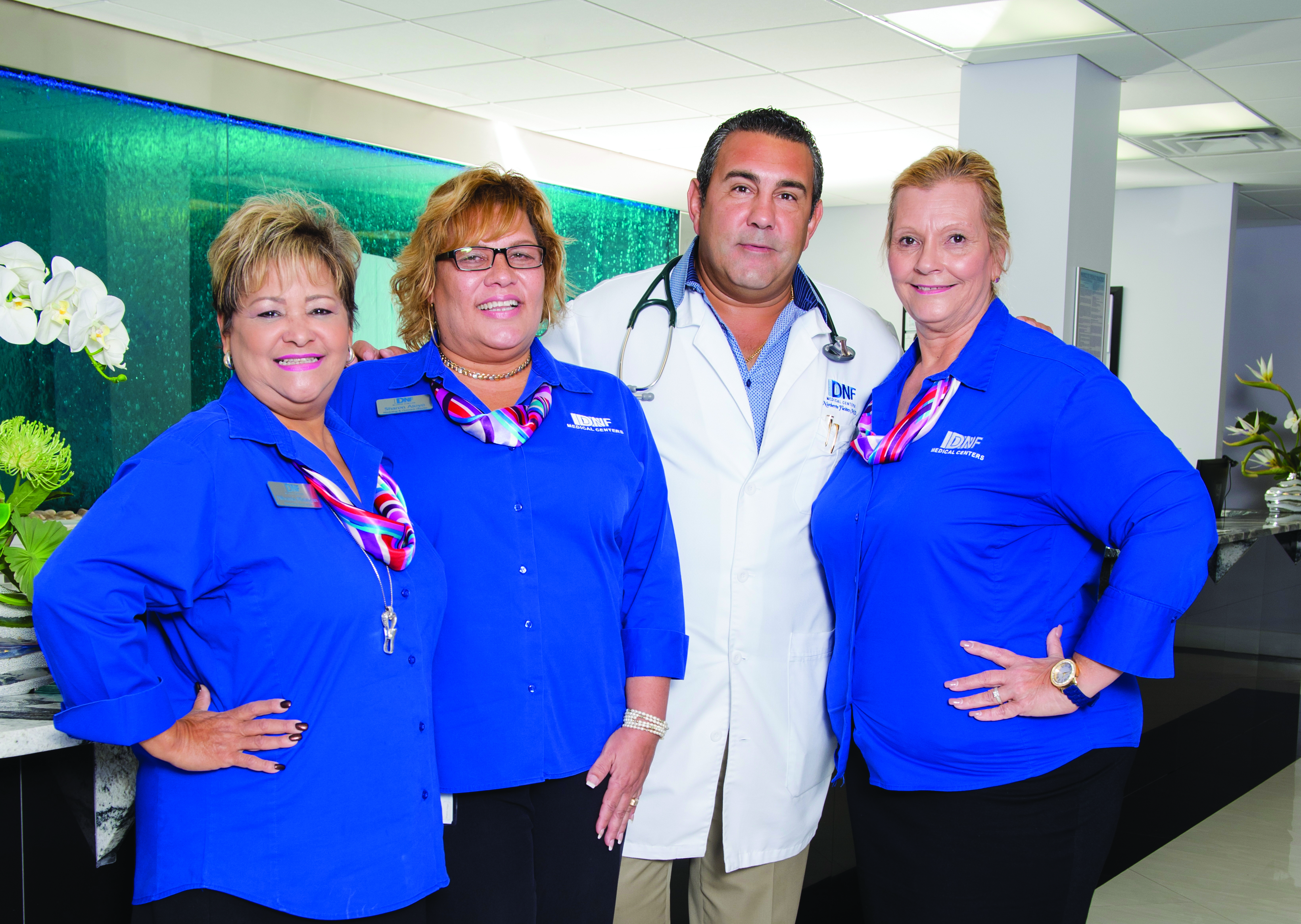 DNF Medical Centers: Compassionate Care for the Community