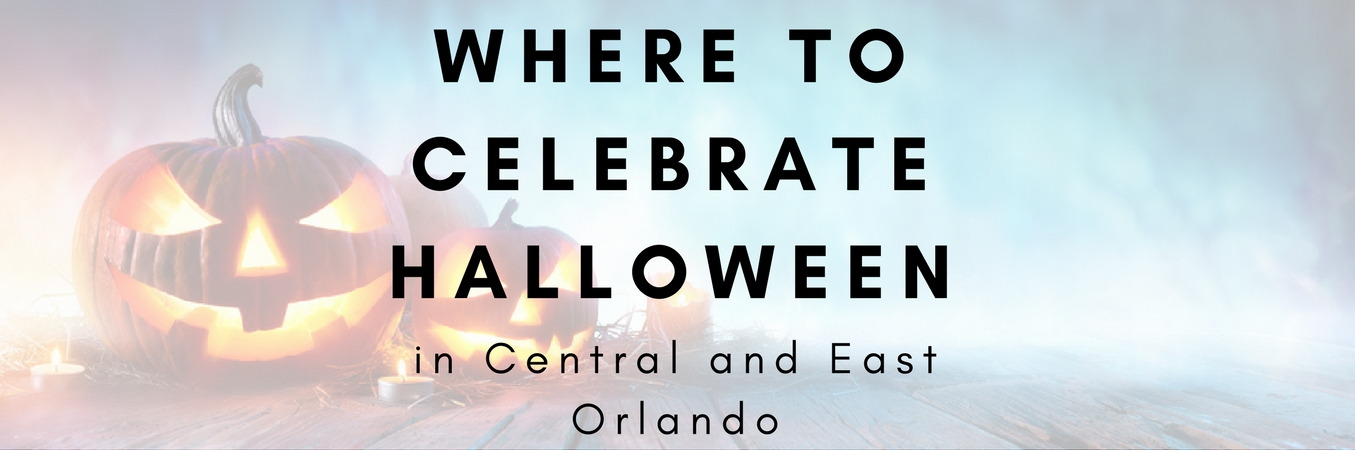 Where to Celebrate Halloween in Central and East Orlando
