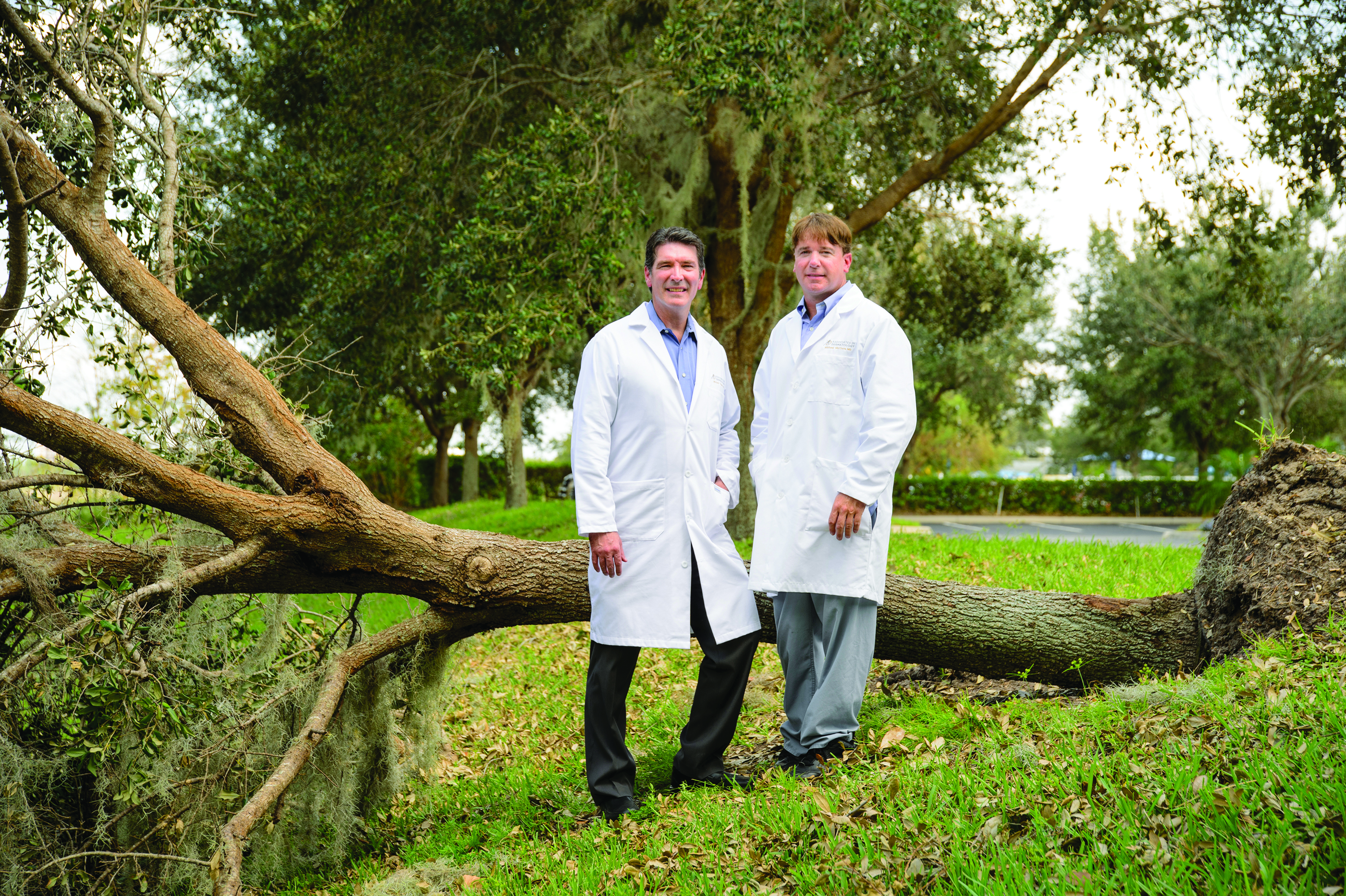 Associates in Dermatology: Deep Roots in the Community