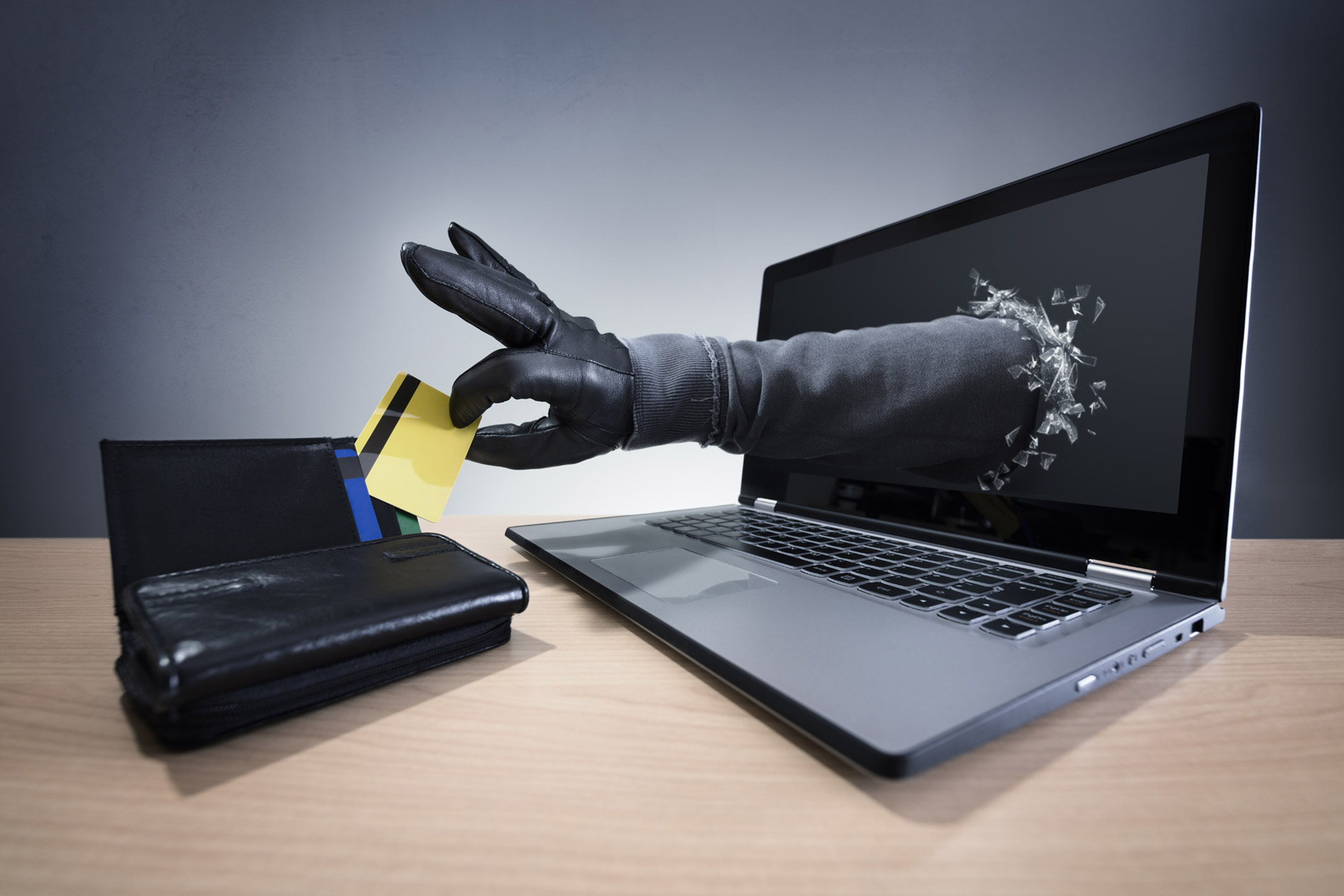 Avoid Identity Fraud Online by Tracking Purchases