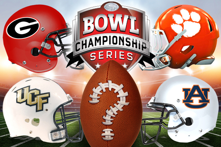 2017-2018 College Football Bowl Game Schedule