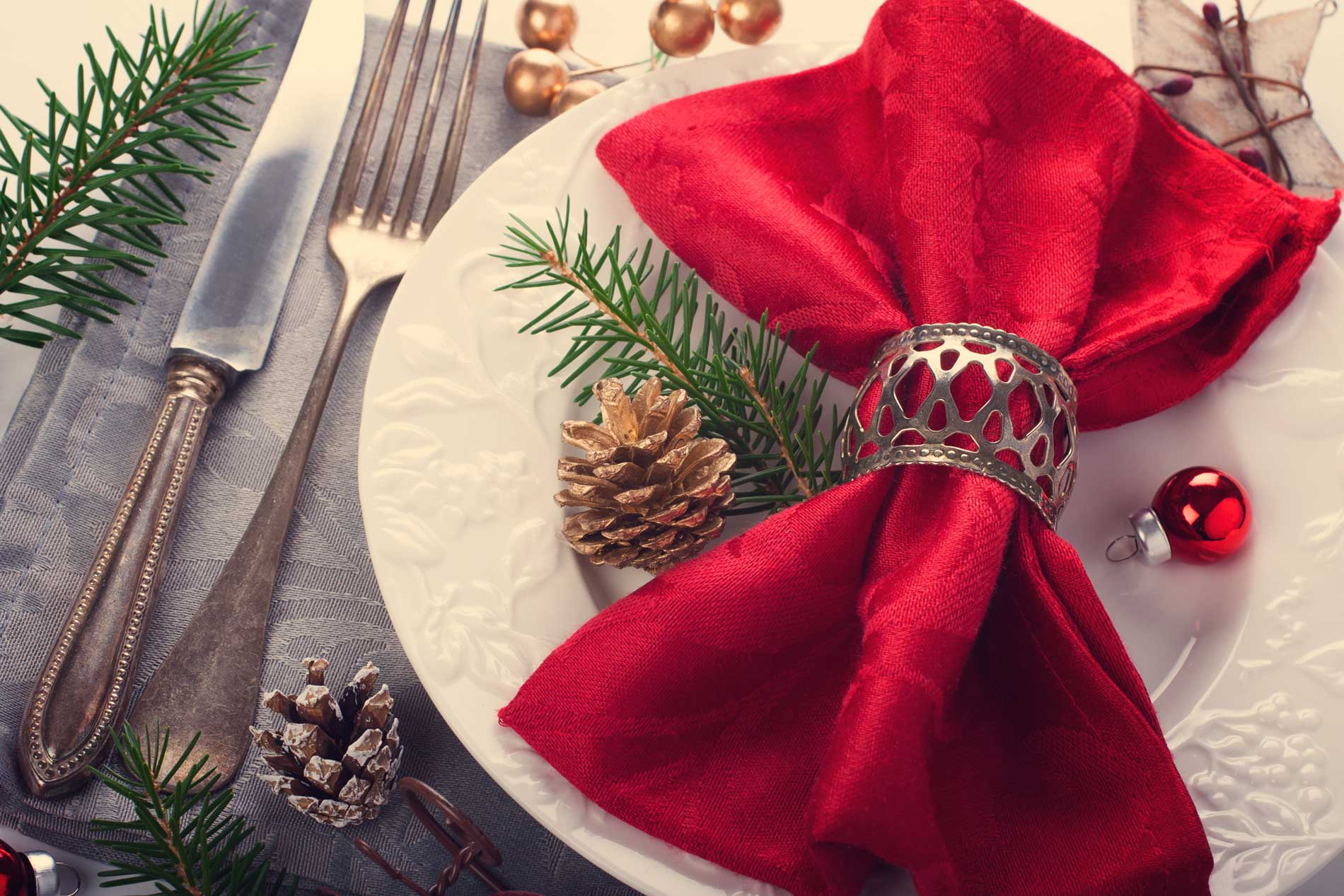Where to Dine on Christmas Day 2018