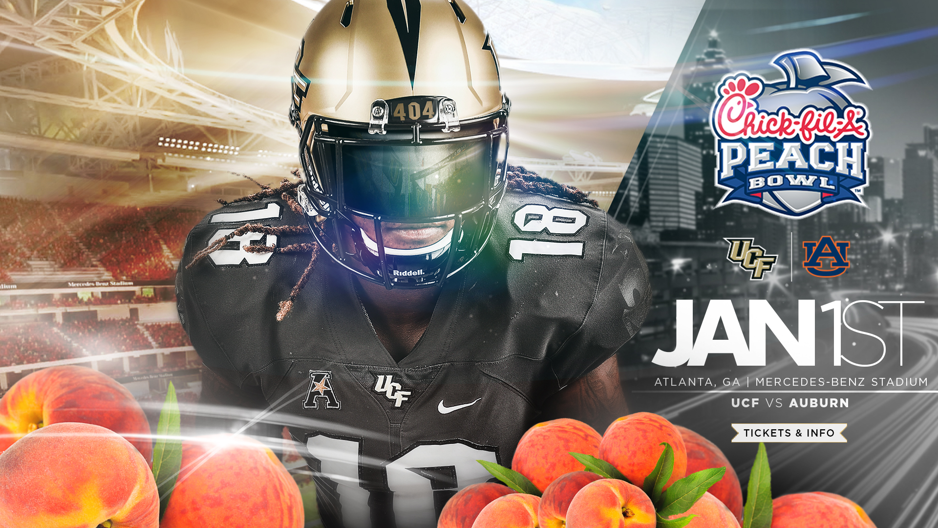 Everything You Need to Know About the Peach Bowl