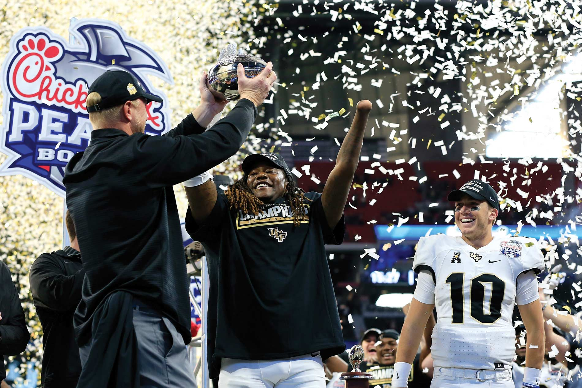 The Undefeated UCF Knights