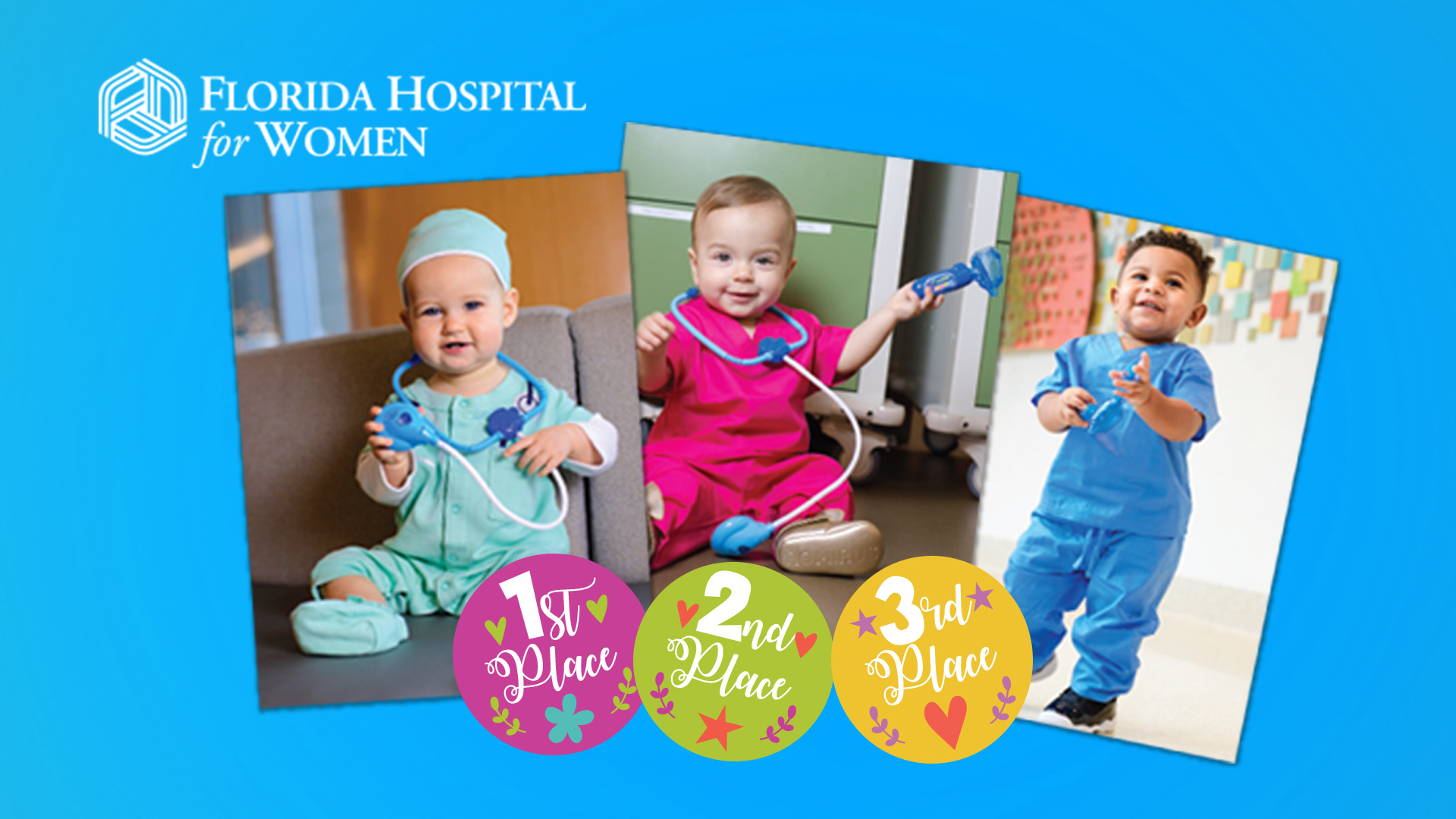Florida Hospital for Women and Lifestyle Magazine Join Forces to Announce the Winner of the 2018 Cutest Baby Contest