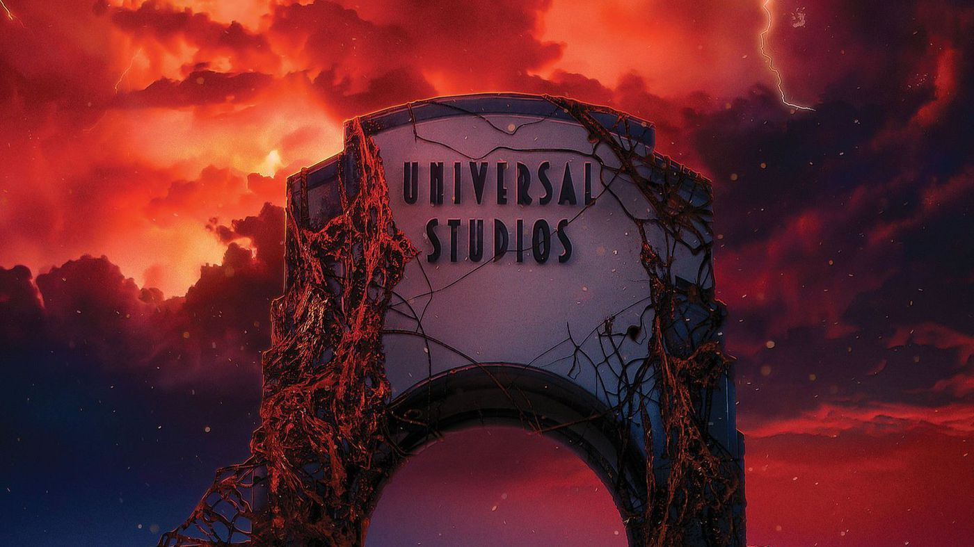 Universal Studios' Halloween Horror Nights Presents Stranger Things