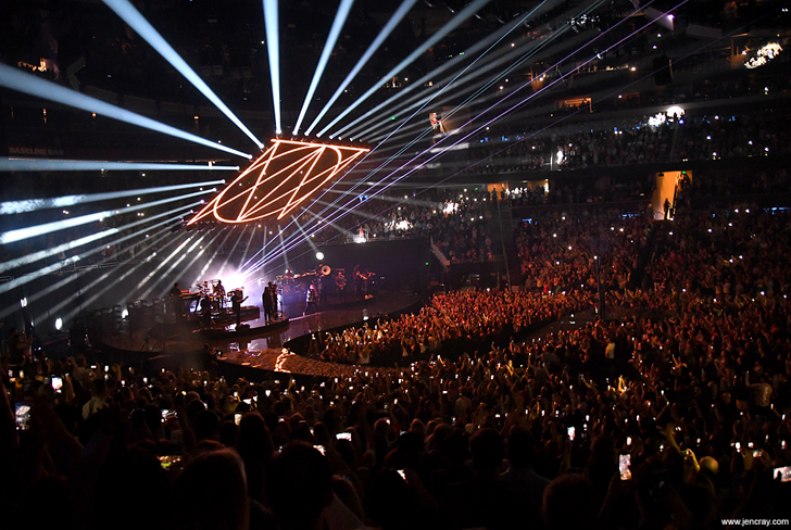 Justin Timberlake's Man Of The Woods Tour  Sets Record For Highest-Grossing Concert At Amway Center