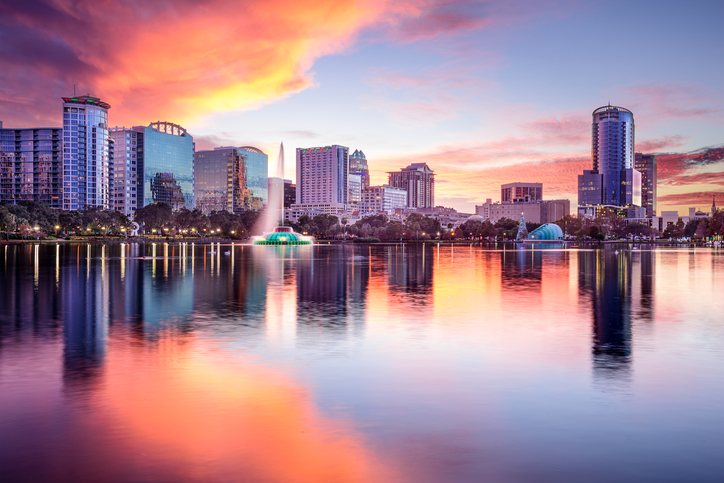 A Look Back at Orlando in July
