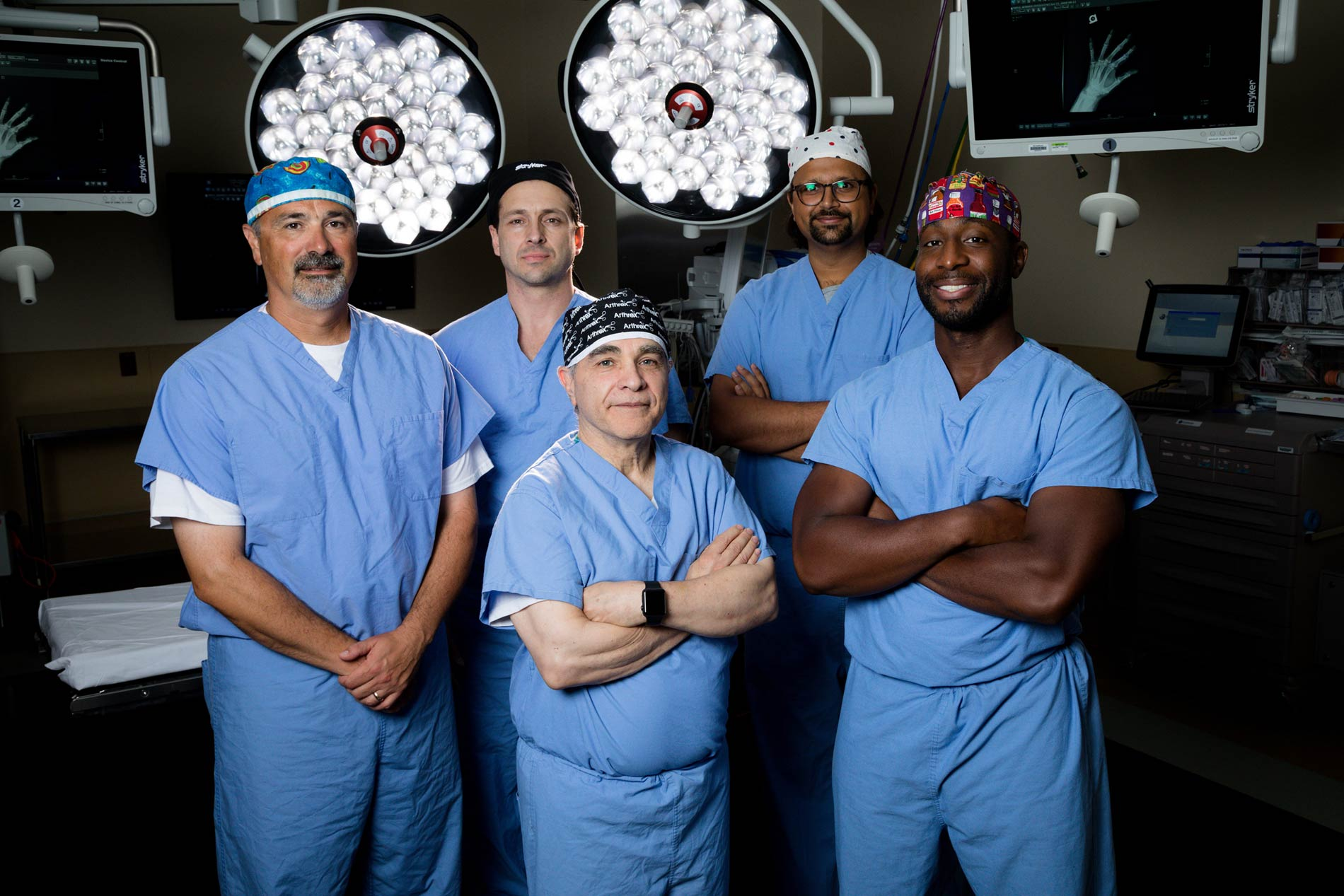 Meet the Surgeons of UCF Health