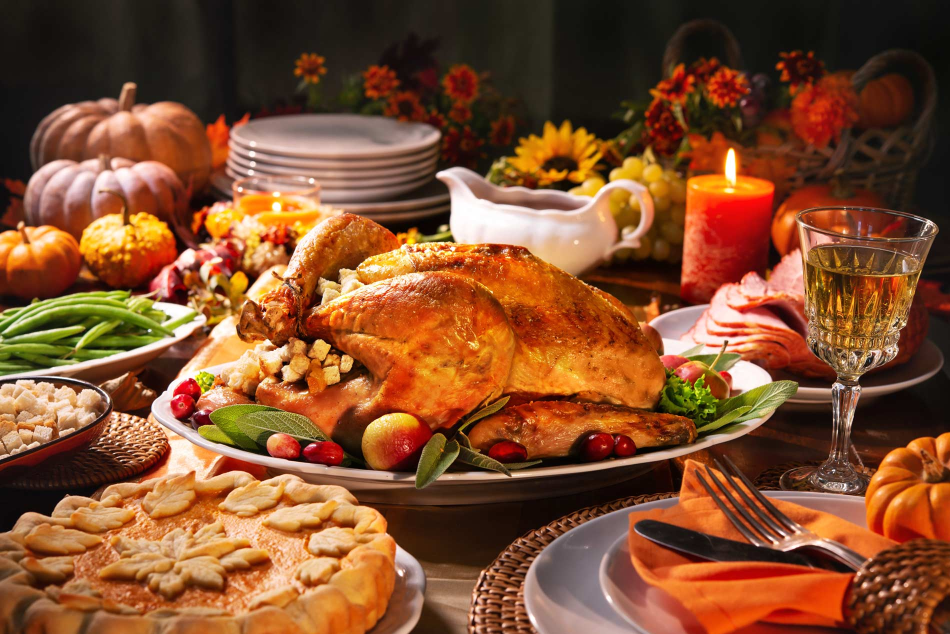 Where to Dine Out on Thanksgiving 2018