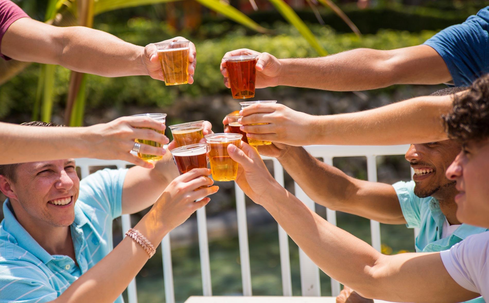 SeaWorld Orlando's New Craft Beer Festival