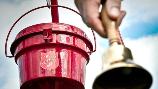 The Reason for the Red Kettle