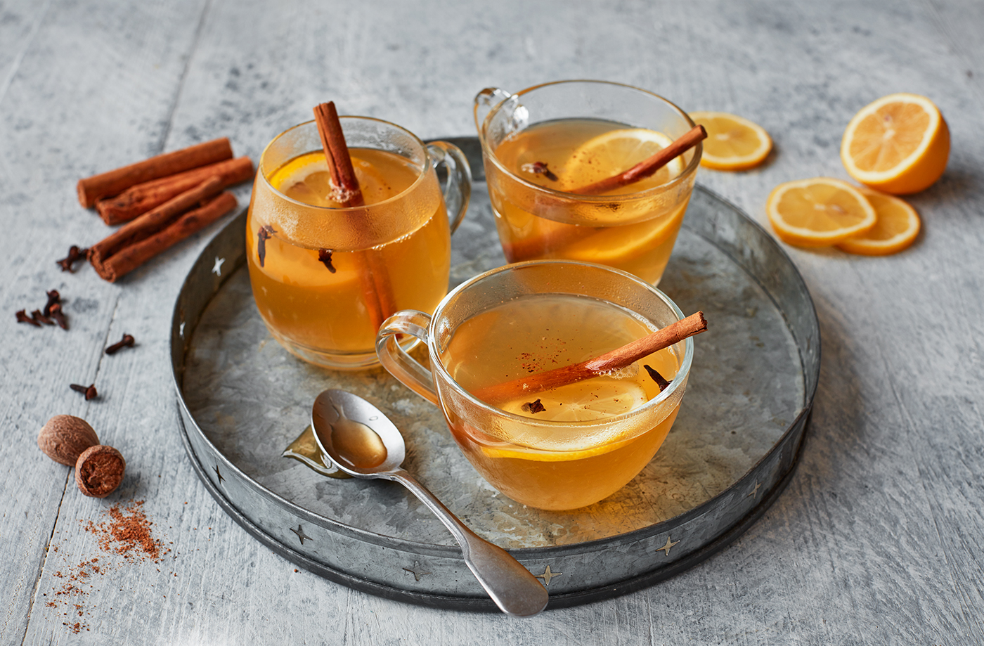 How the Hot Toddy Came to Be