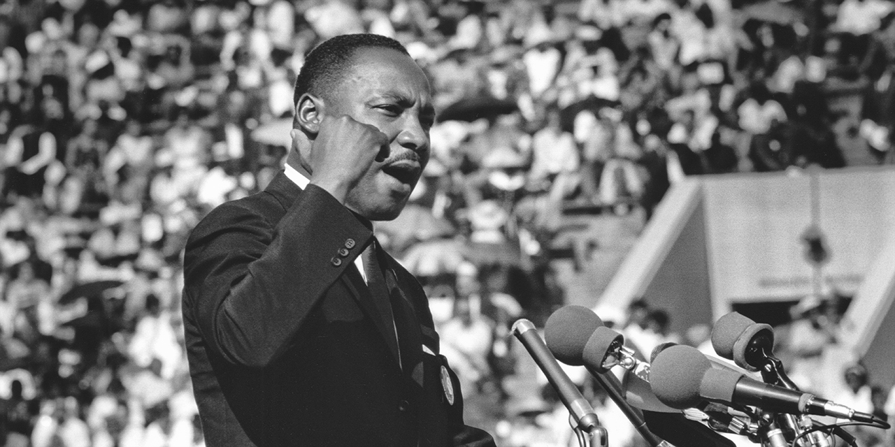 A Look at Dr. Martin Luther King Jr. Day