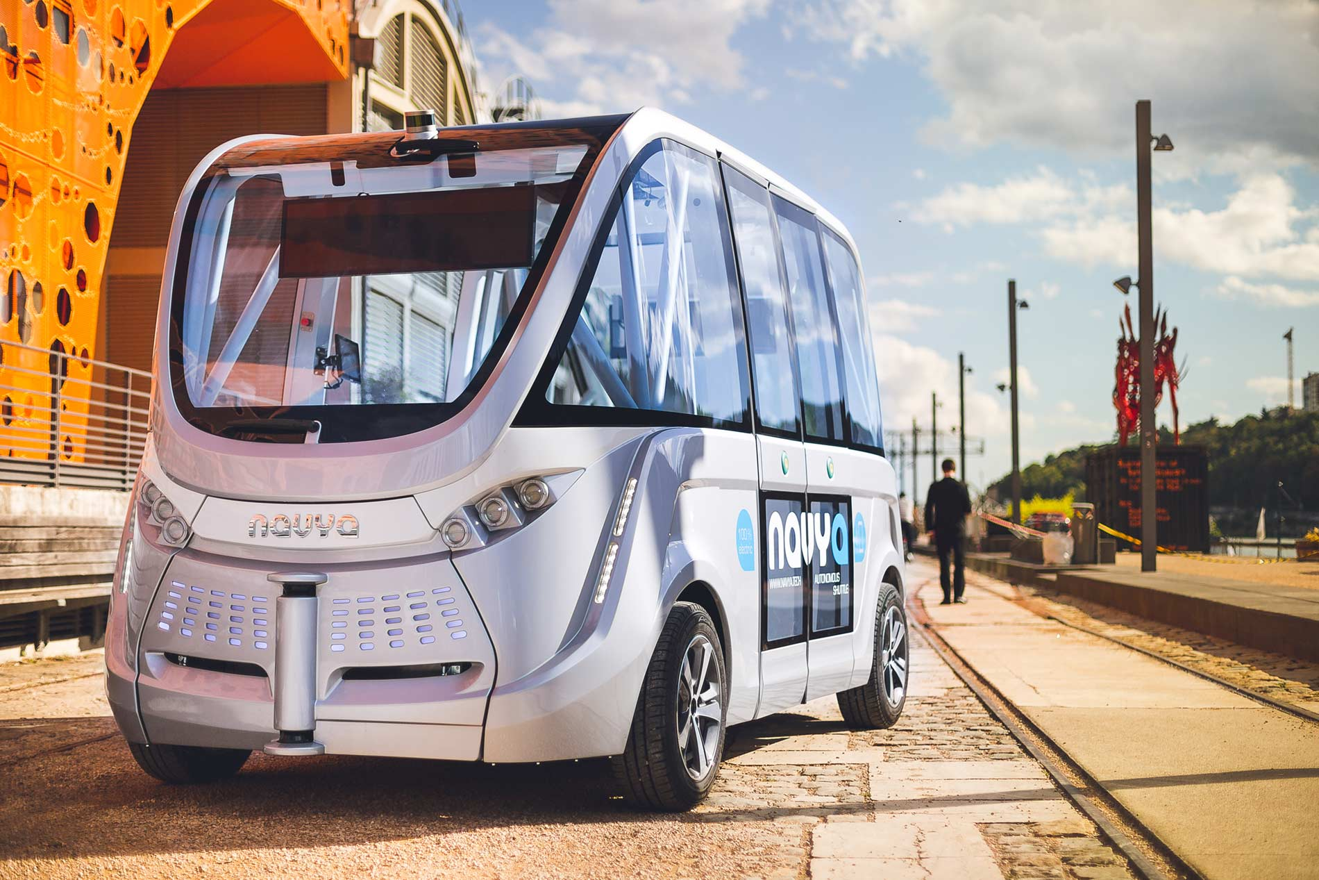 NAVYA Names Beep as Exclusive Dealer and Preferred Partner for Shared Mobility Autonomous Vehicle Research in Lake Nona