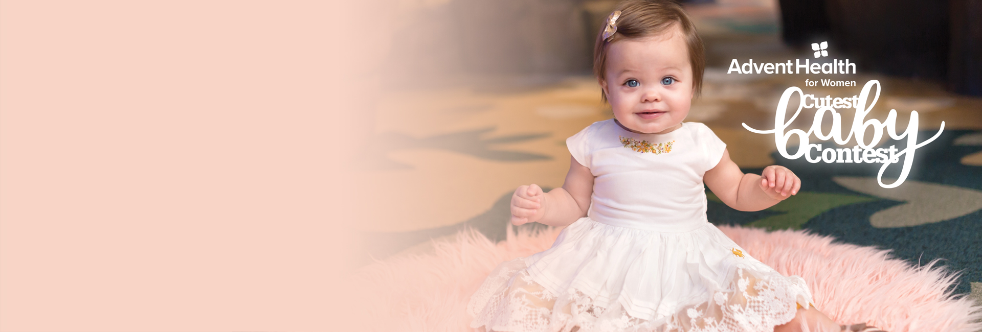 AdventHealth for Women Cutest Baby Contest