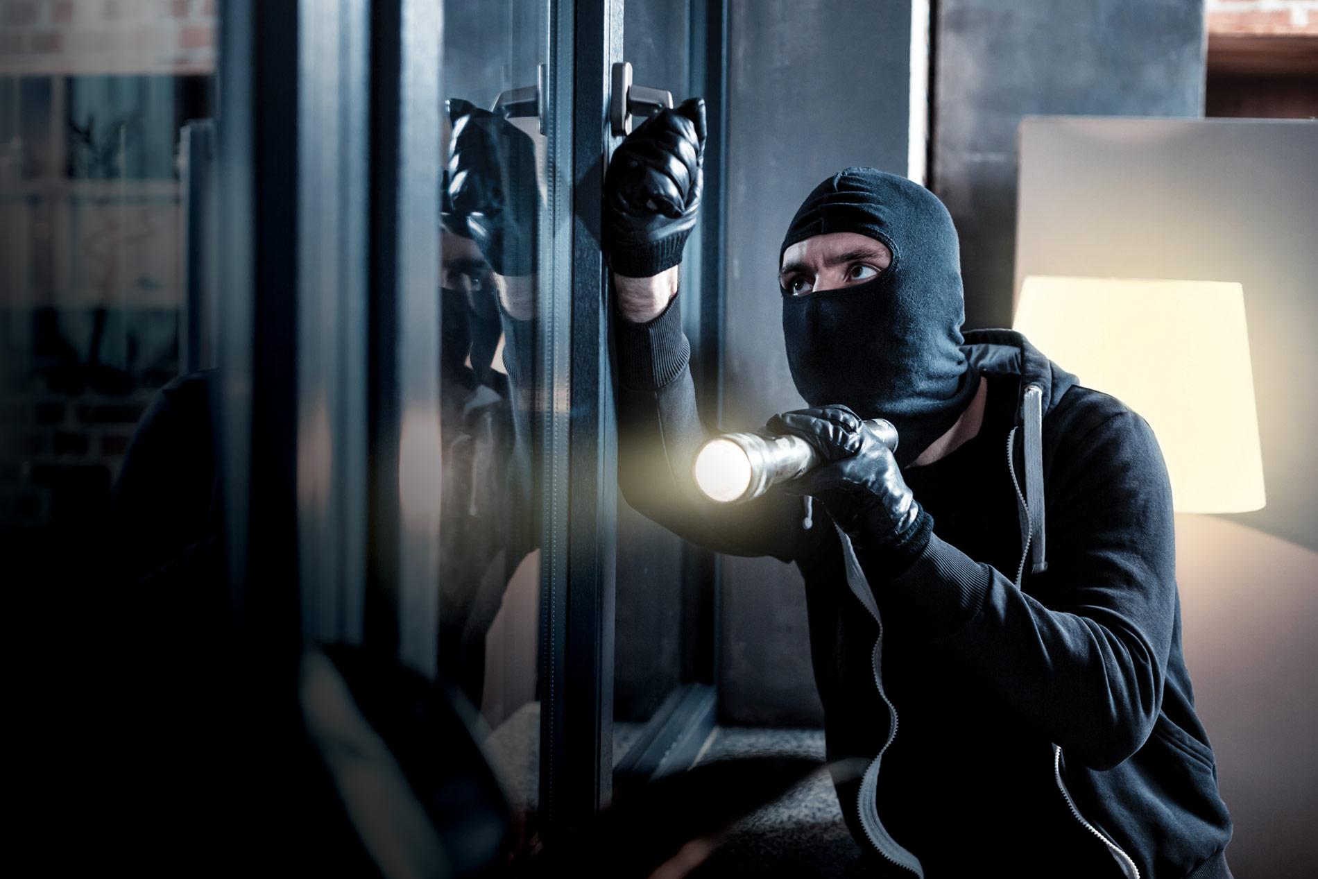 Closing Your Door to Burglaries
