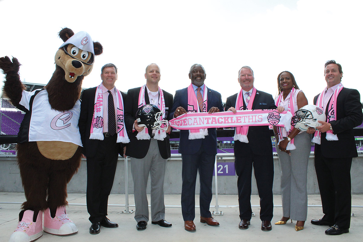 The Cure Bowl Gets a New Venue