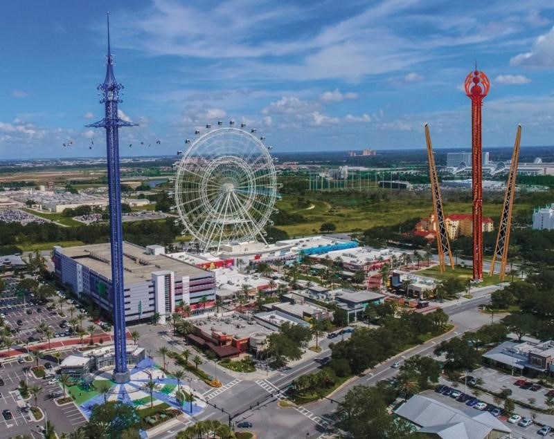 ICON Park unveils two record-breaking attractions coming in 2020